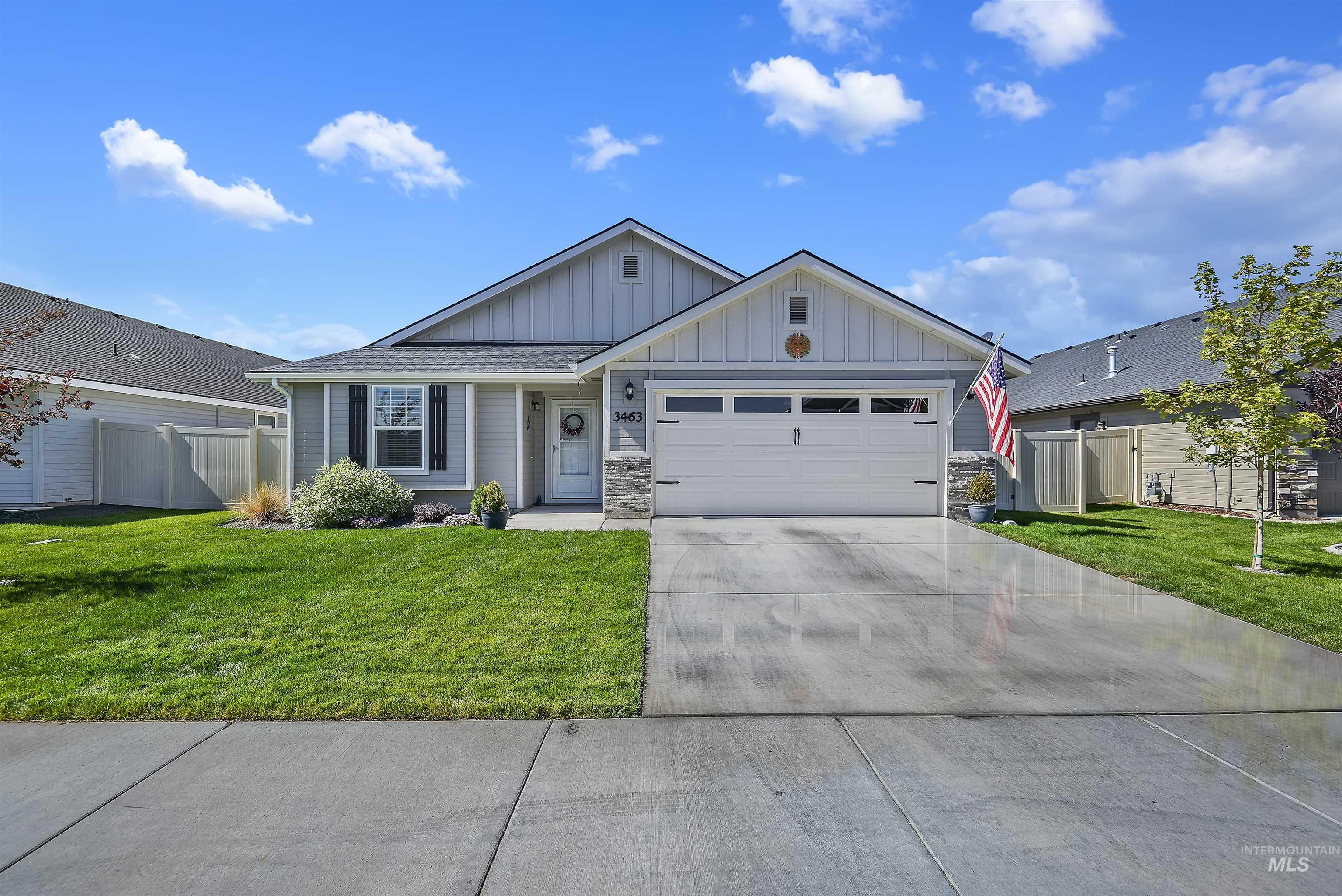 Photo of 3463 Cape Coral Ave. Nampa ID 83686