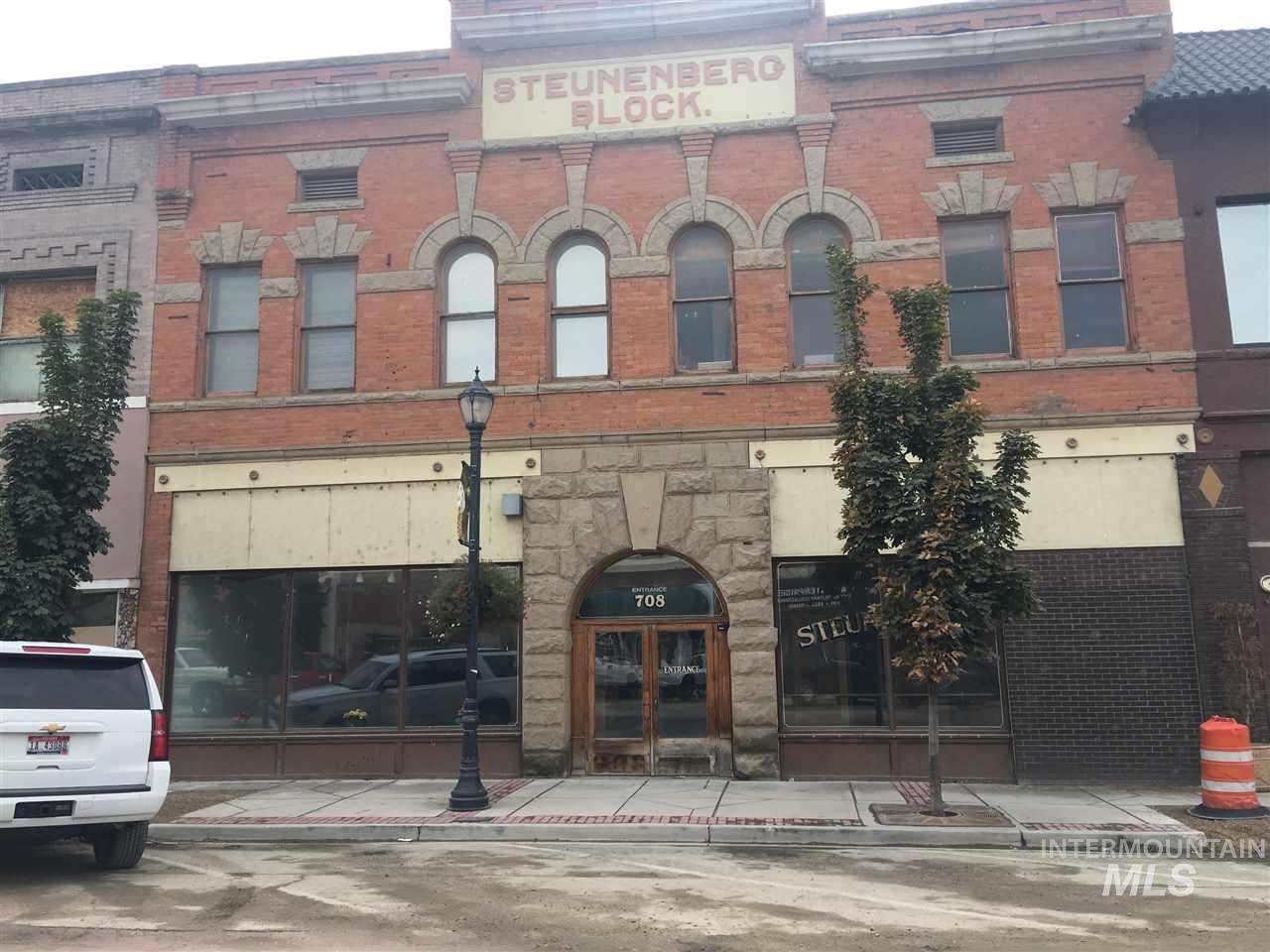 708 Main, Caldwell, Idaho 83605, ,Commercial Lease,For Rent,708 Main,98820032