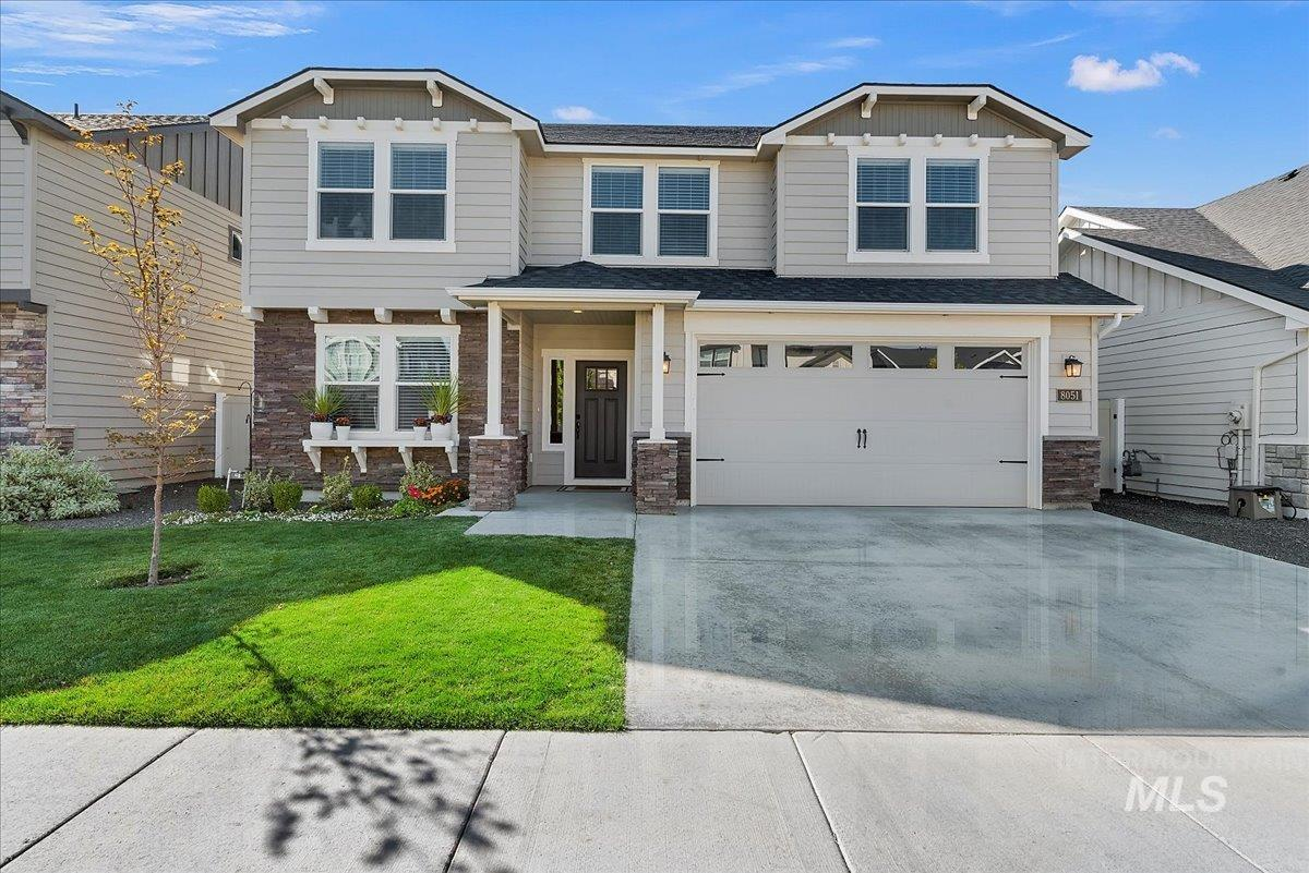 Photo of 8051 Gold Bluff Ave. Boise ID 83716