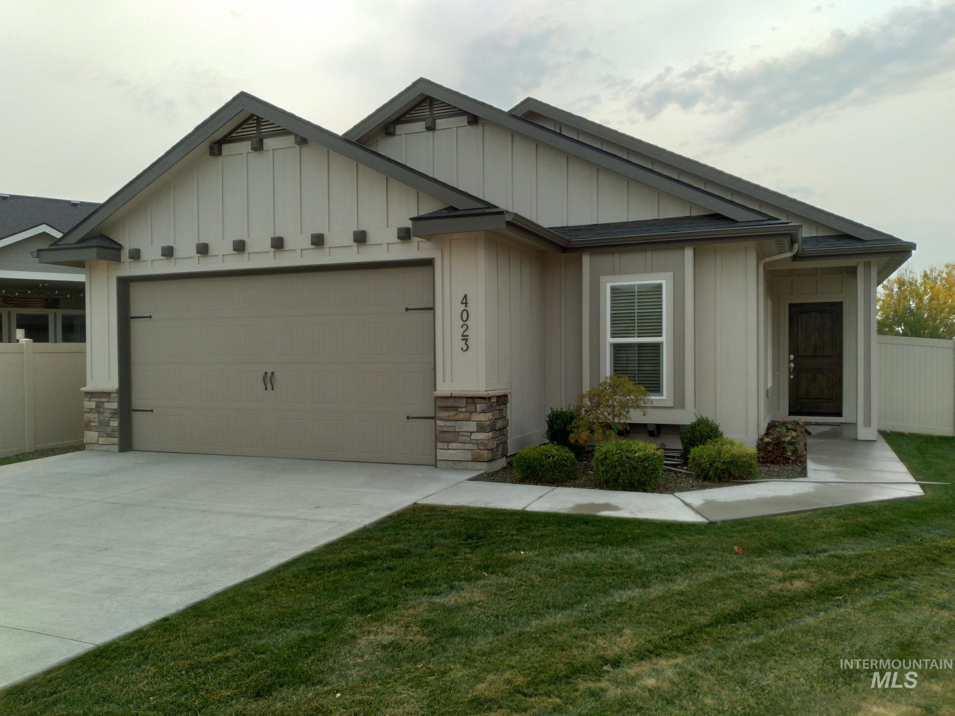 Photo of 4023 Lava Springs Nampa ID 83686