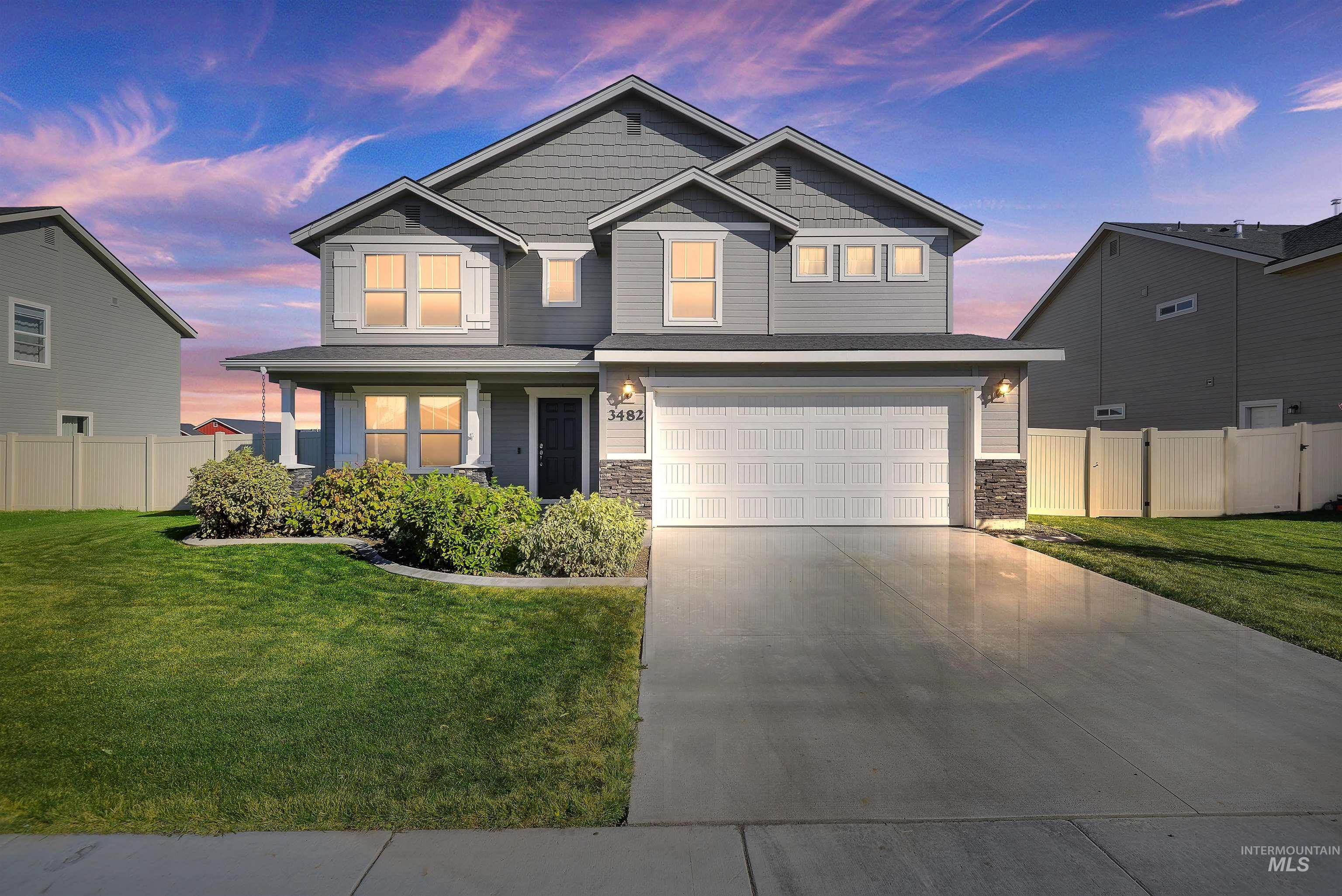 Photo of 3482 Cape Coral Nampa ID 83686