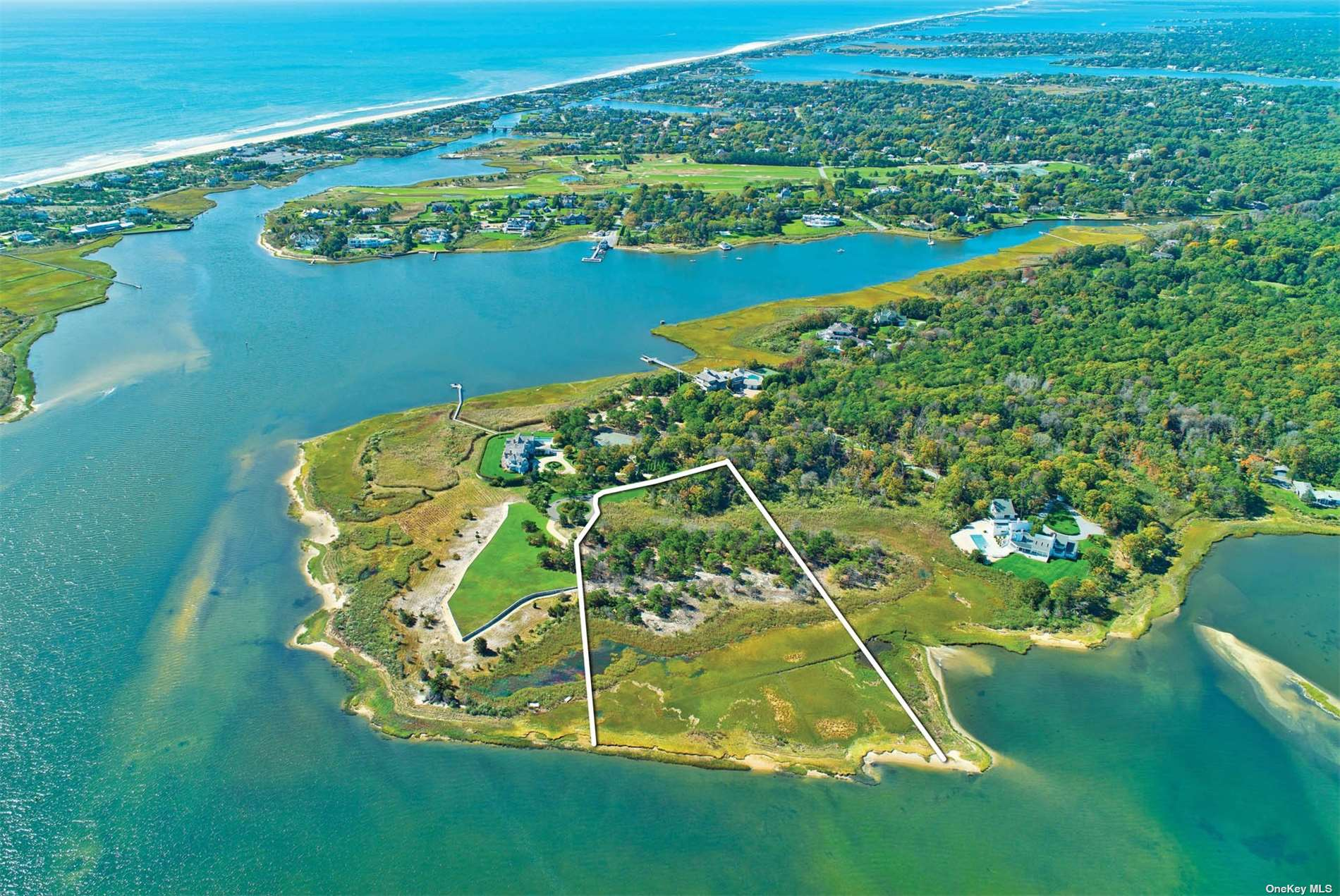 38 Second Neck Lane, Quogue, New York 11959, ,Land,For Sale,Second Neck,2749214