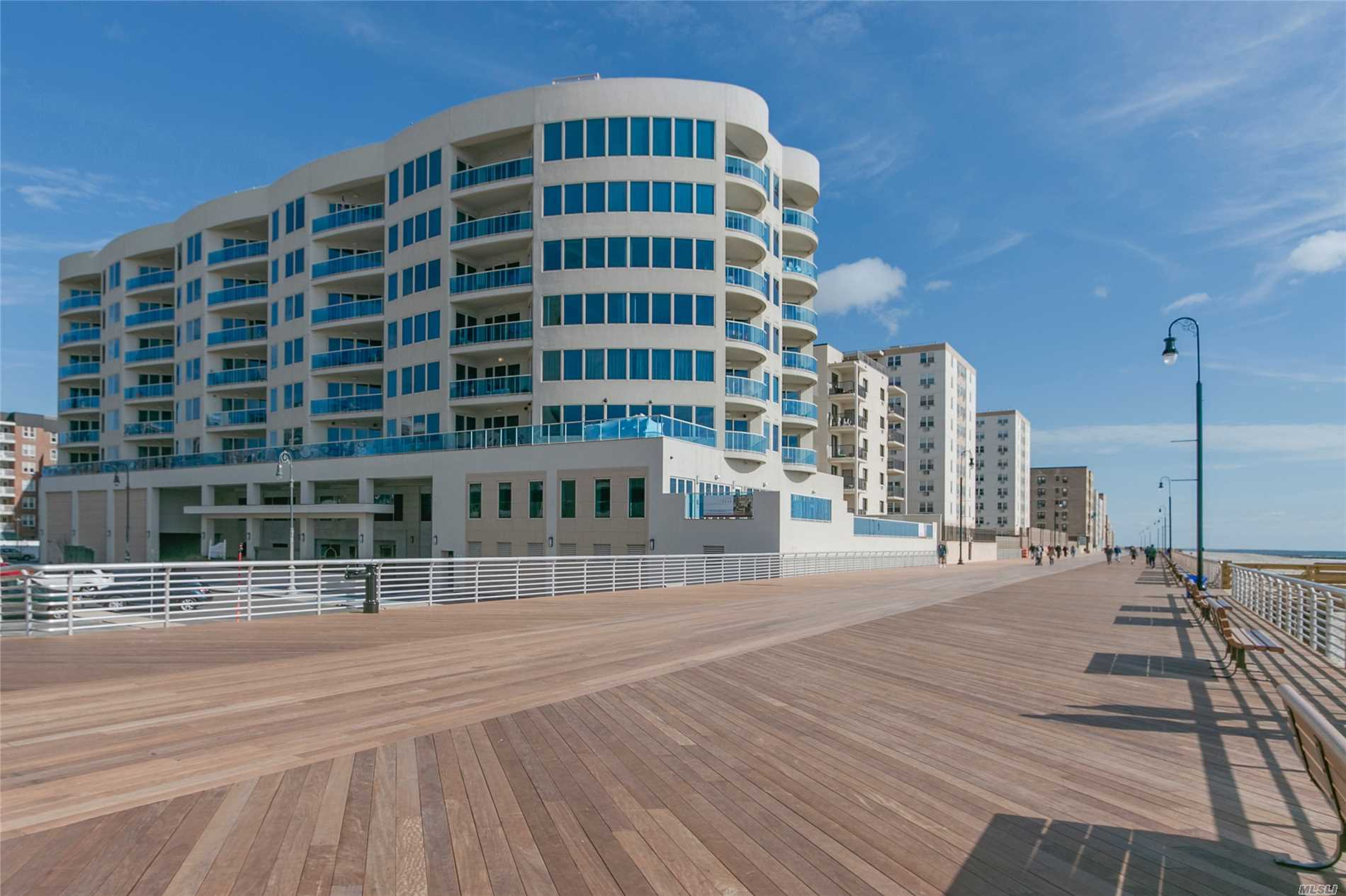 Property for sale at 403 E Boardwalk Unit: Ph 805, Long Beach,  New York 11561