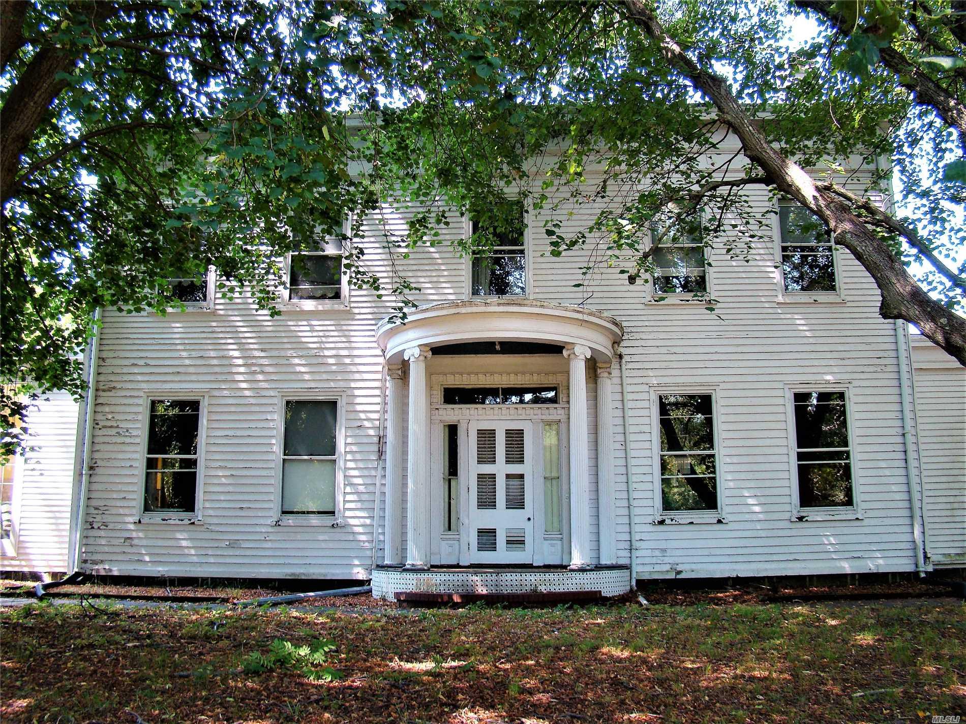 3225 Main Road, Greenport, New York 11944, 7 Bedrooms Bedrooms, ,5 BathroomsBathrooms,Residential,For Sale,Main,3050937