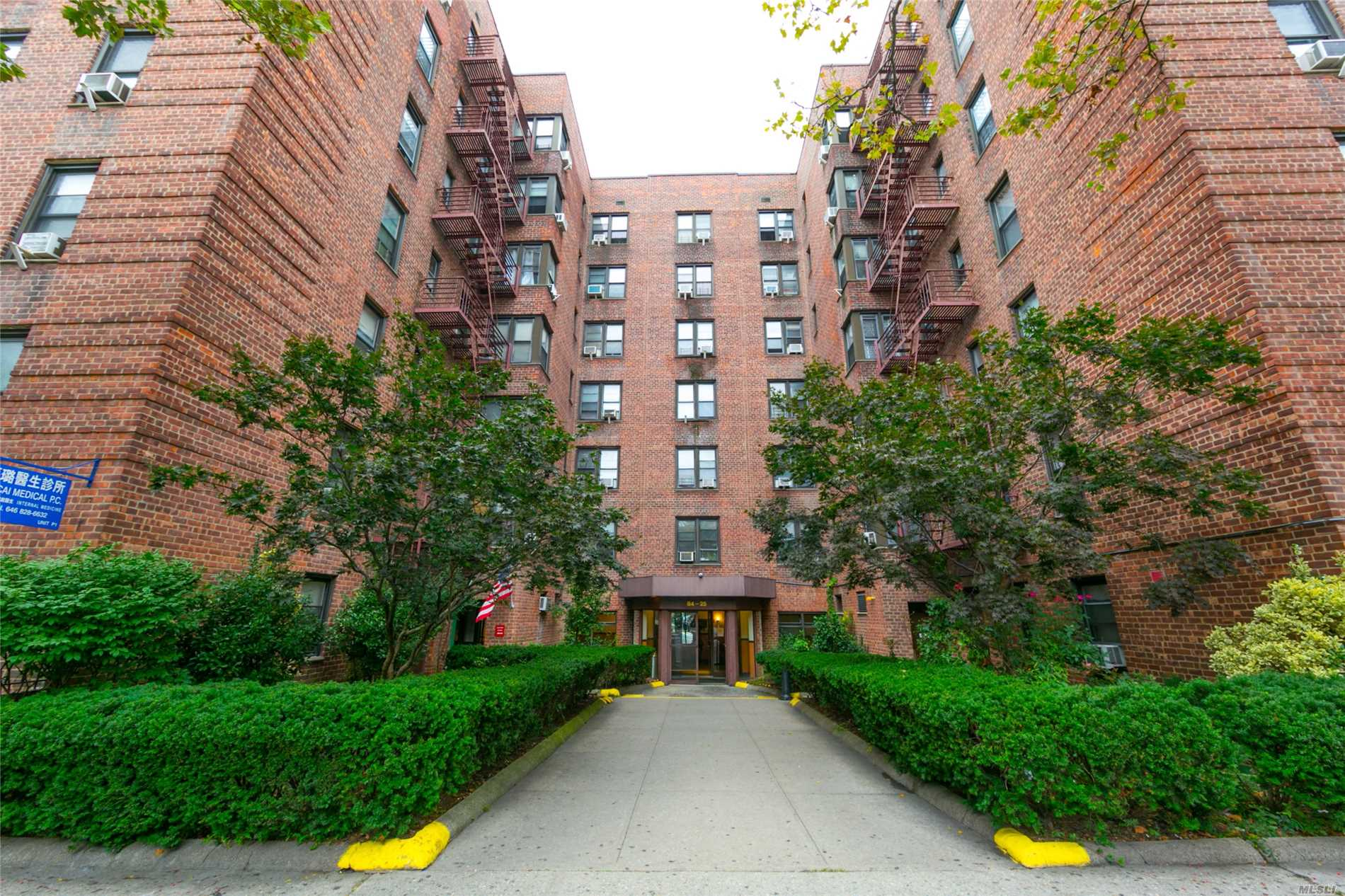 Property for sale at 84-25 Elmhurst Avenue # 5U, Elmhurst NY 11373, Elmhurst,  New York 11373