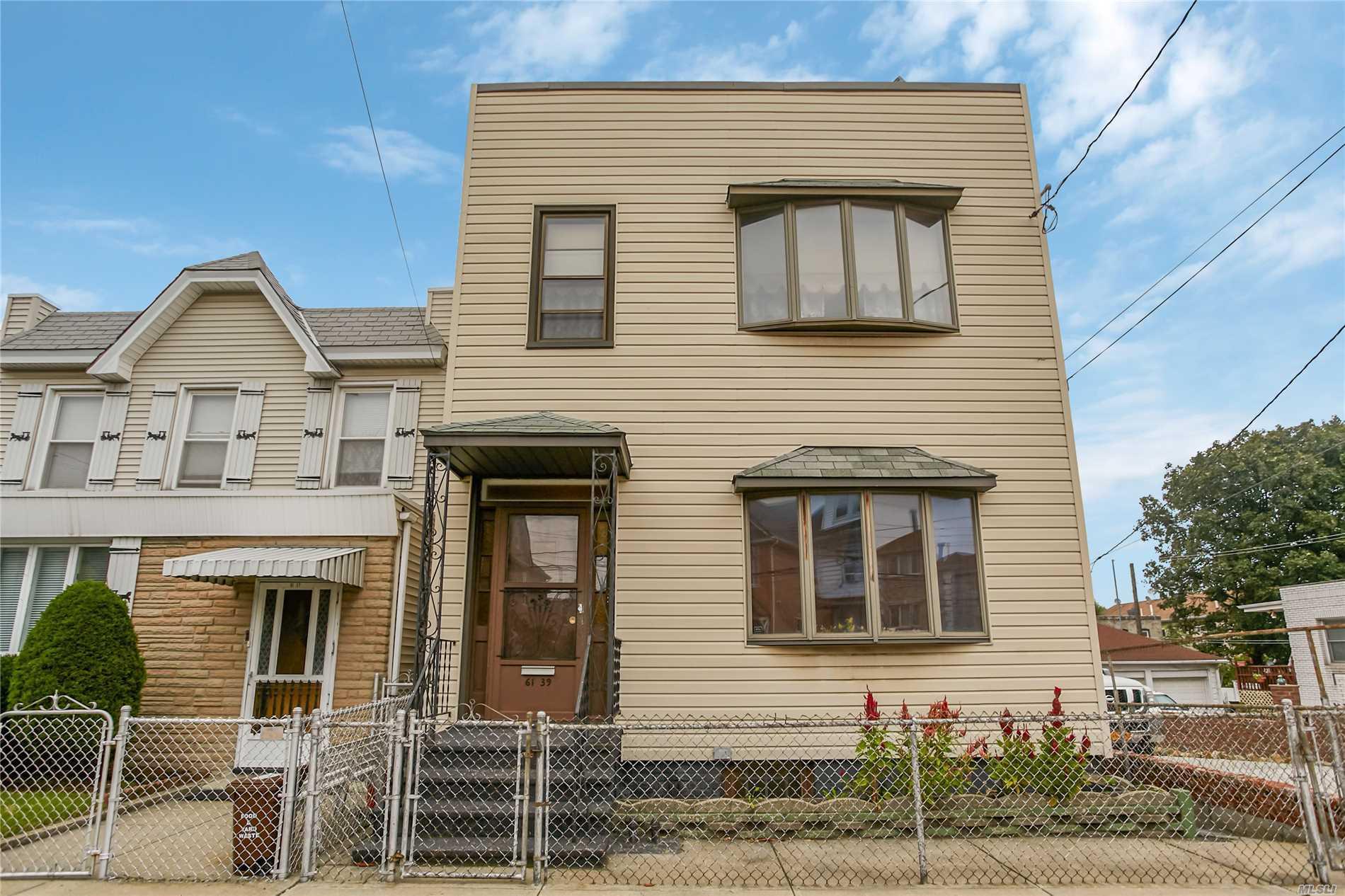 Property for sale at 61-39 Maspeth Avenue, Maspeth NY 11378, Maspeth,  New York 11378