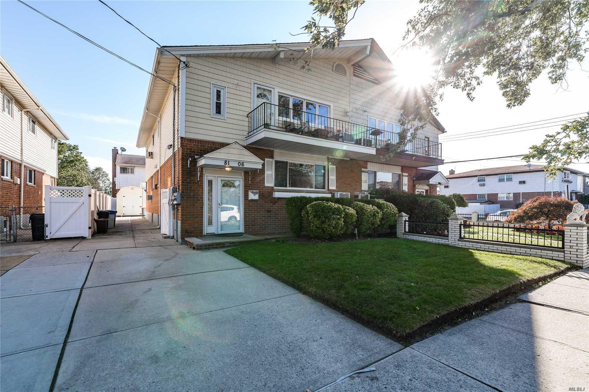 Property for sale at 81-06 151st Avenue, Howard Beach NY 11414, Howard Beach,  New York 11414