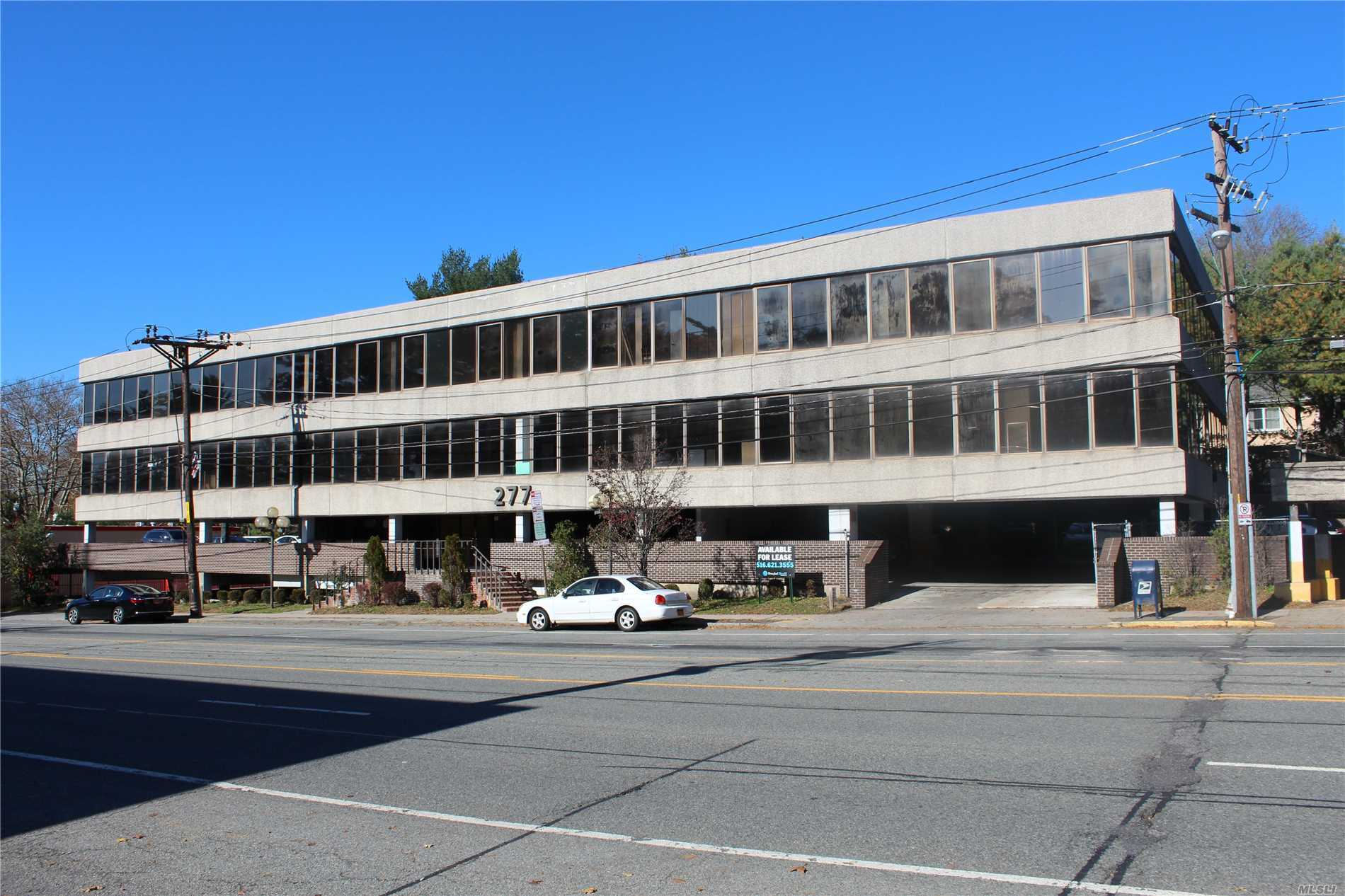 Commercial Lease in Great Neck - Northern Boulevard  Nassau, NY 11021