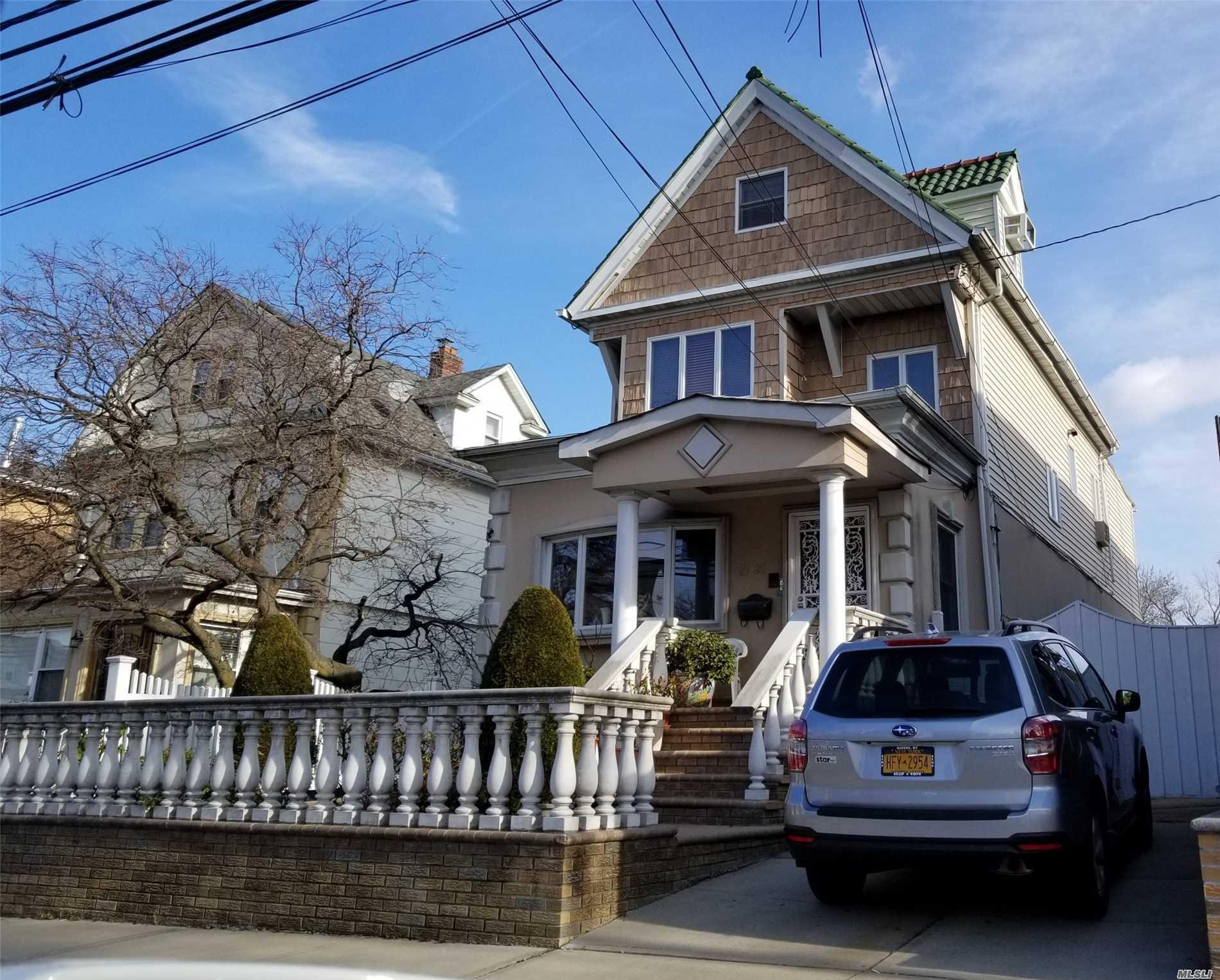 Property for sale at 43-21 163 Street, Flushing NY 11358, Flushing,  New York 11358