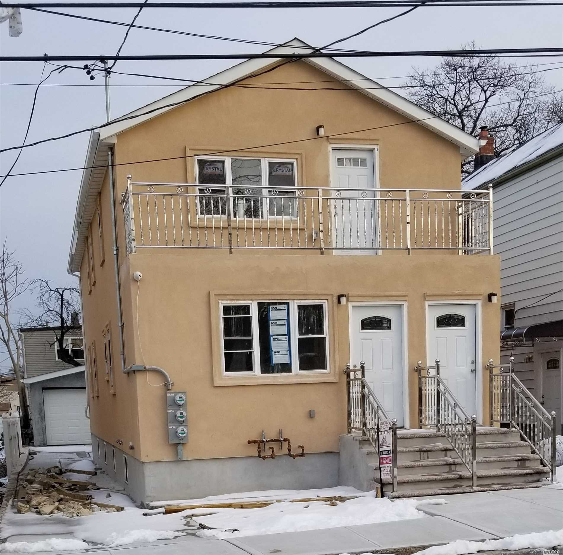 Property for sale at 163-34 Mathias Ave, Jamaica NY 11433, Jamaica,  New York 11433
