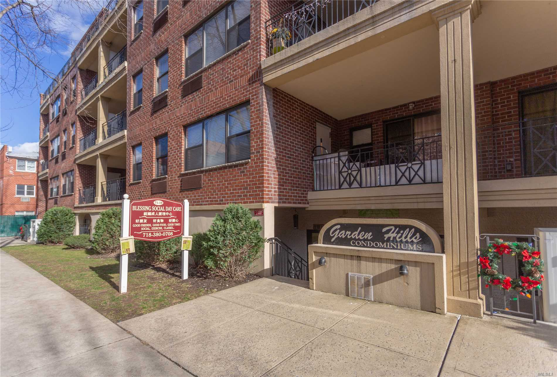 Property for sale at 71-17 162nd Street # 1C, Fresh Meadows NY 11365, Fresh Meadows,  New York 11365