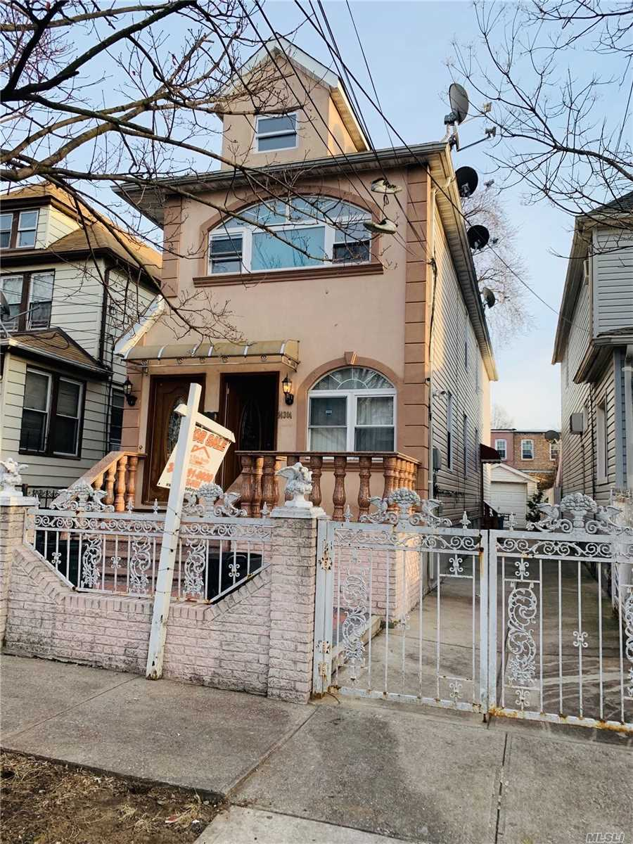 Property for sale at 143-04 Ferndale Avenue, Jamaica,  New York 11435