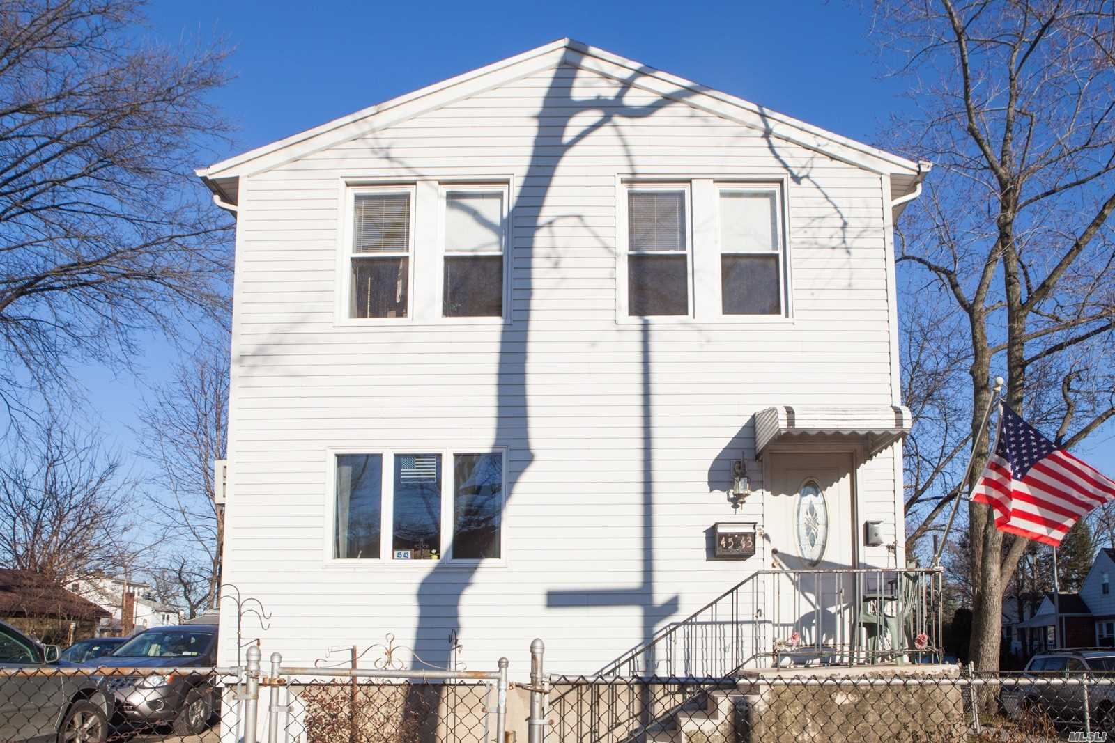 Property for sale at 45-43 Francis Lewis Boulevard, Bayside NY 11361, Bayside,  New York 11361