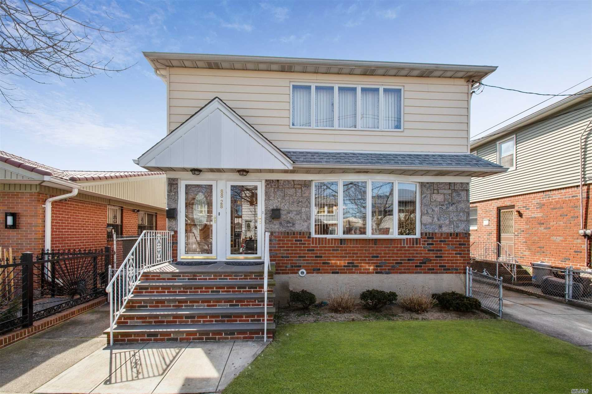 Property for sale at 88-28 Spritz Road, Ozone Park NY 11417, Ozone Park,  New York 11417