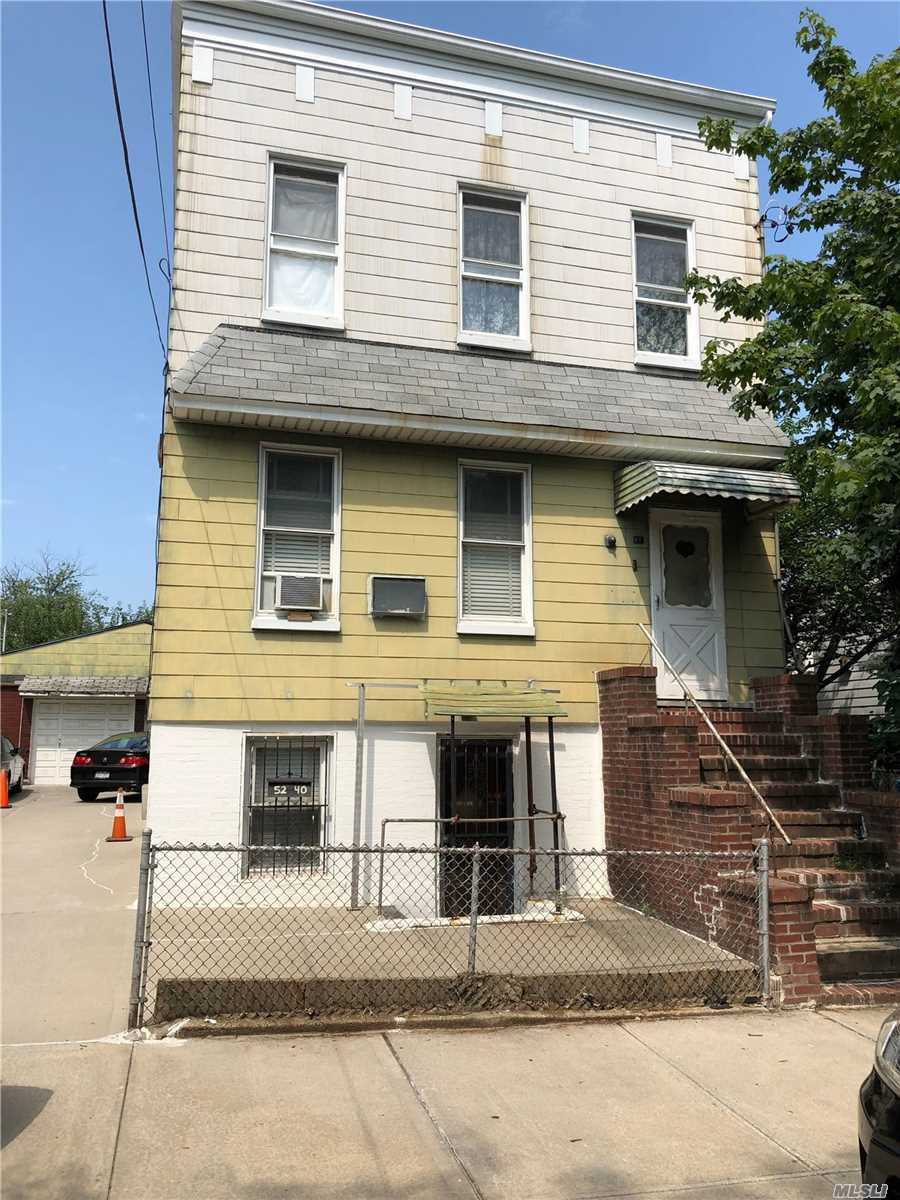 Property for sale at 52-40/42 72nd Place, Maspeth NY 11378, Maspeth,  New York 11378