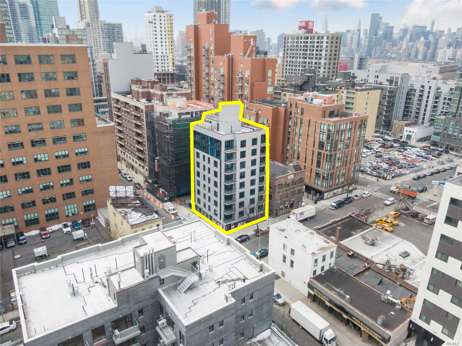 Property for sale at 41-04 27th St Unit: 6D, Long Island City,  New York 11101