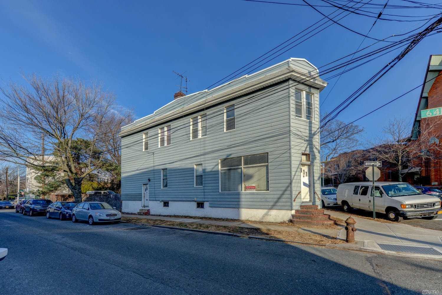 Property for sale at 64-09 Clinton Avenue, Maspeth NY 11378, Maspeth,  New York 11378
