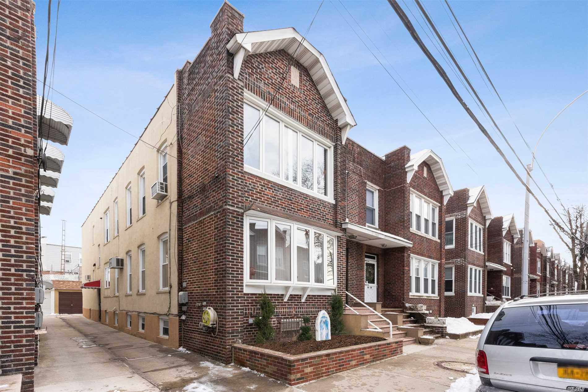 Property for sale at 88-40 81st Avenue, Glendale NY 11385, Glendale,  New York 11385
