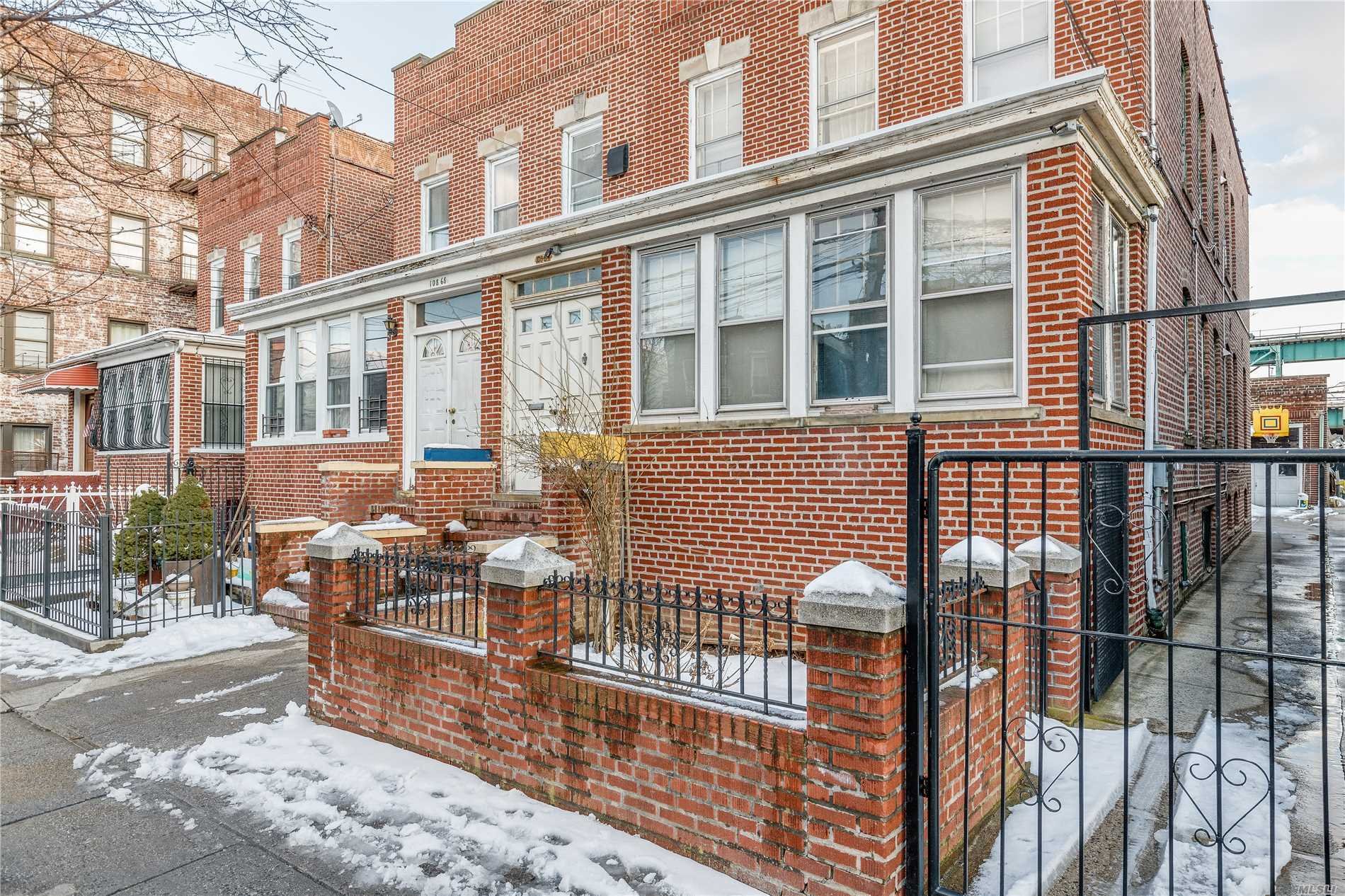 Property for sale at 108-64 39th Avenue, Corona,  New York 11368