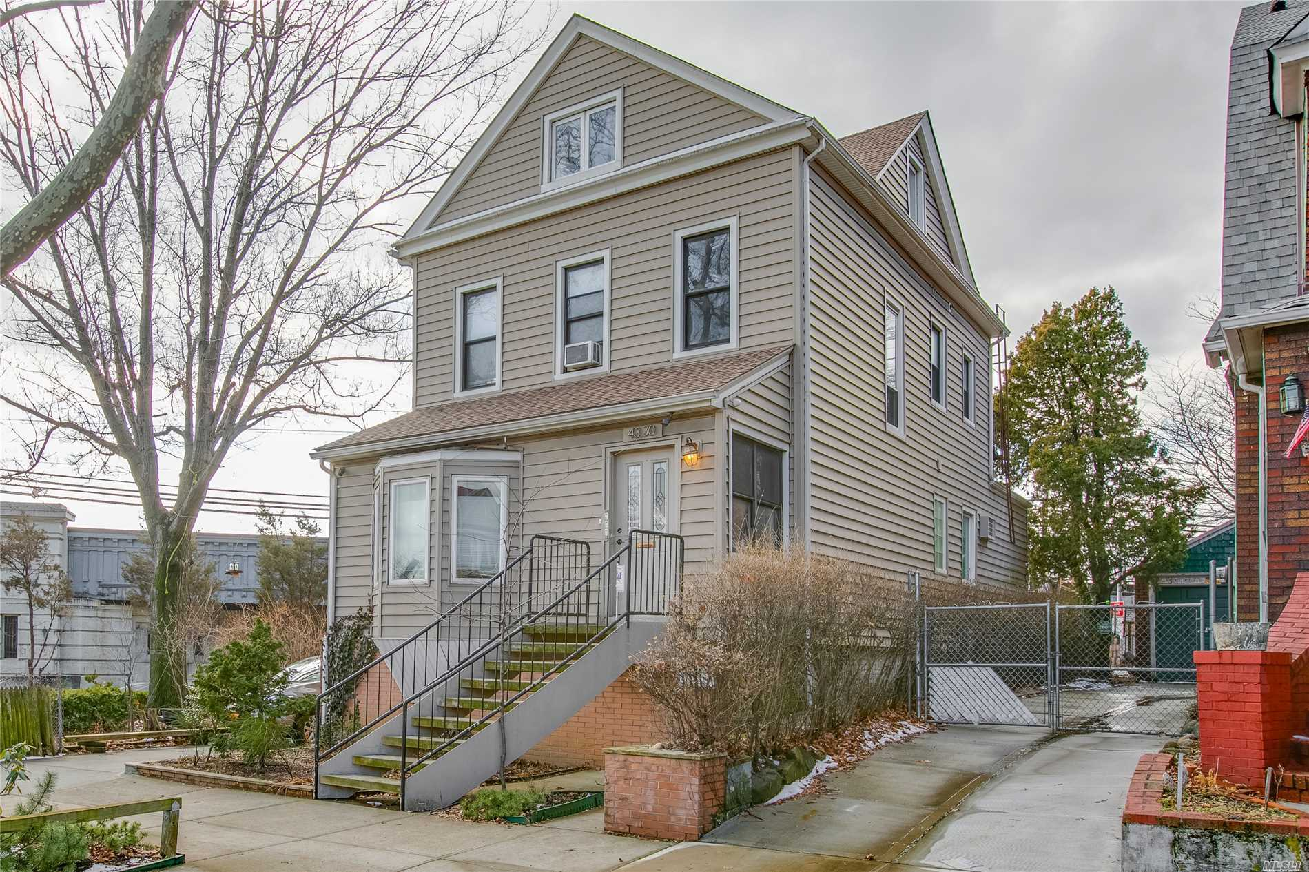 Property for sale at 43-30 68th Street, Woodside NY 11377, Woodside,  New York 11377
