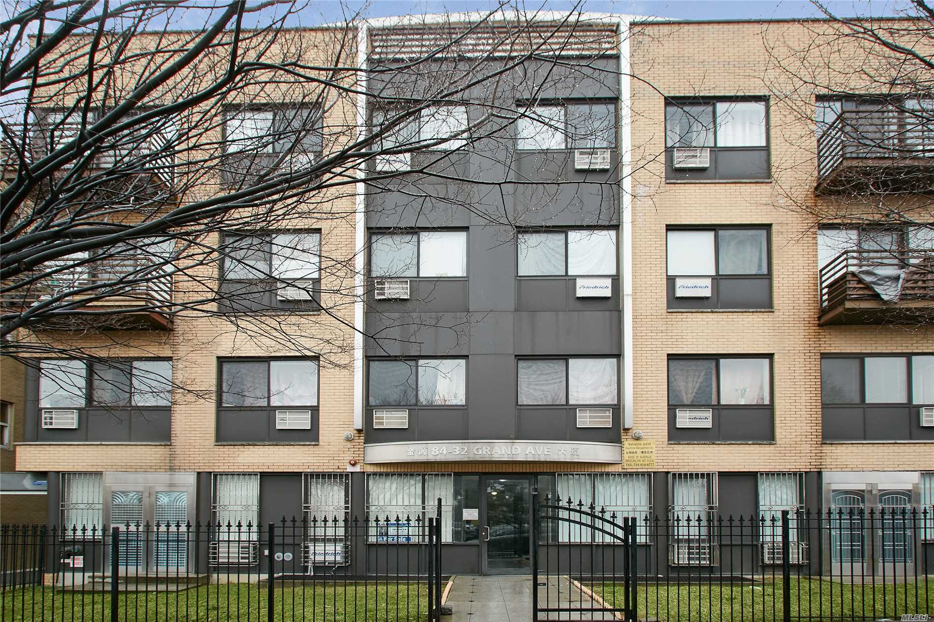 Property for sale at 84-32 Grand Avenue # 2E, Elmhurst NY 11373, Elmhurst,  New York 11373