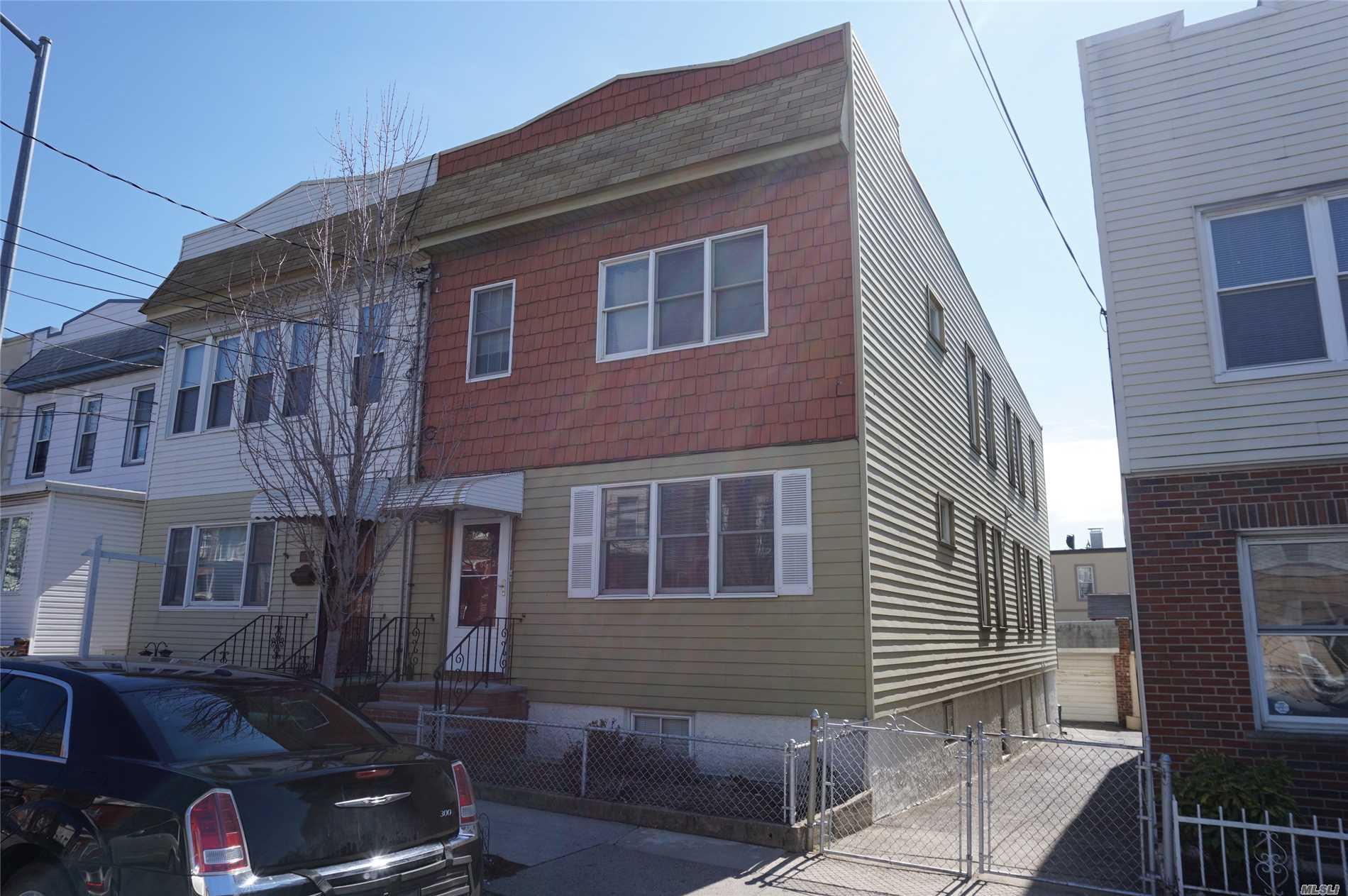 Property for sale at 66-24 Hull Avenue, Maspeth NY 11378, Maspeth,  New York 11378
