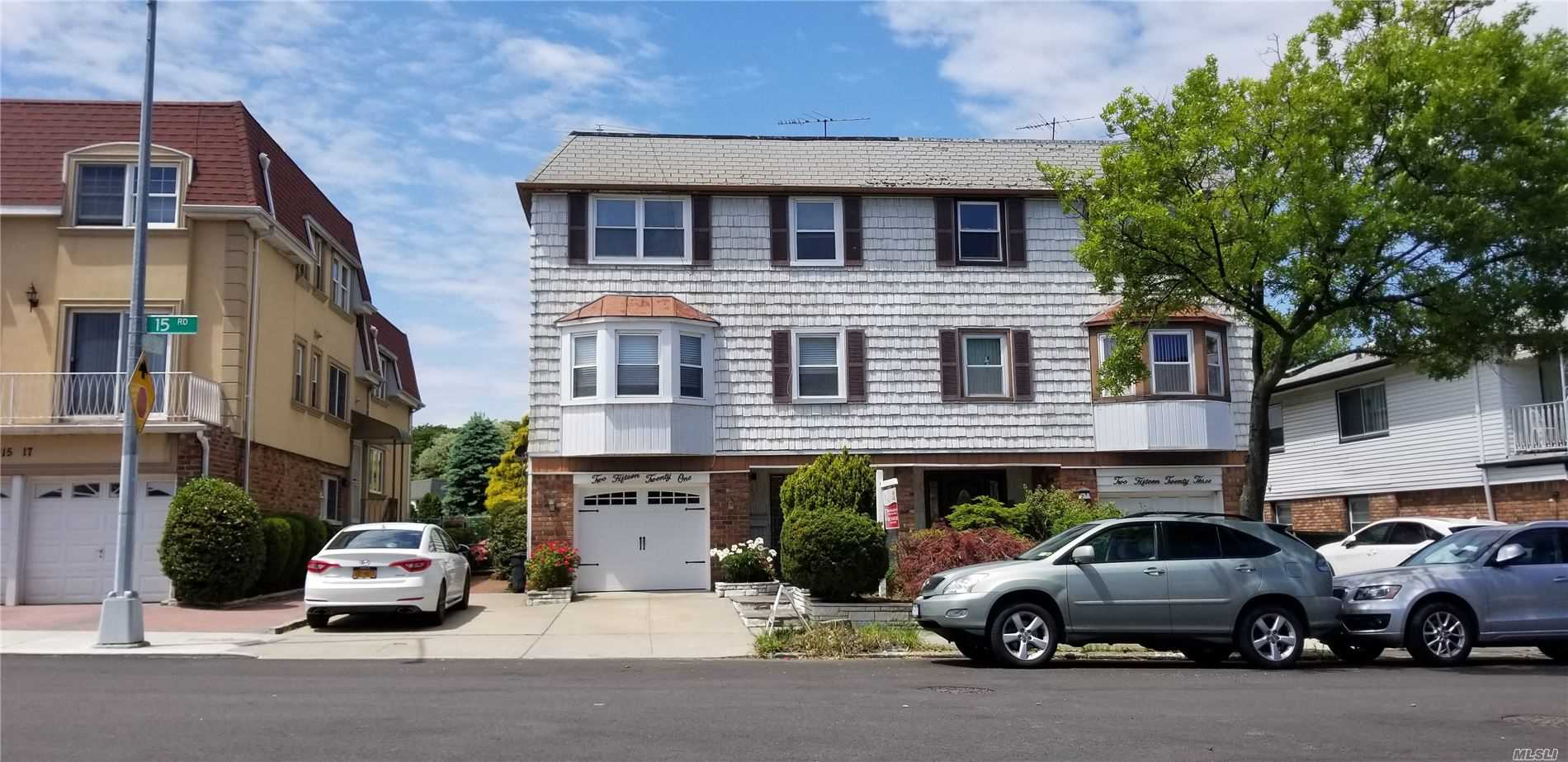 Property for sale at 215-21 15th Rd, Bayside NY 11360, Bayside,  New York 11360