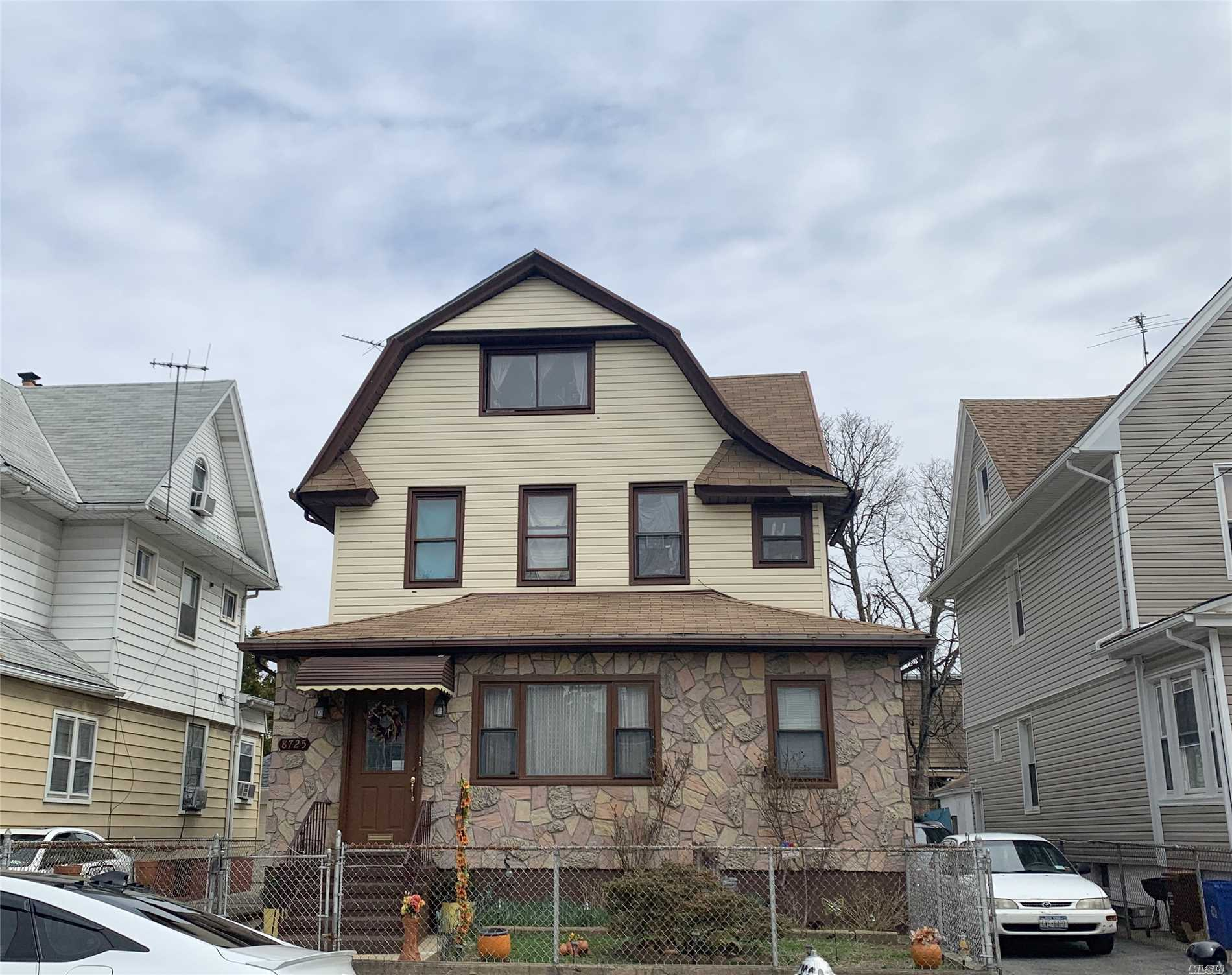 Property for sale at 87-25 117th Street, Richmond Hill NY 11418, Richmond Hill,  New York 11418