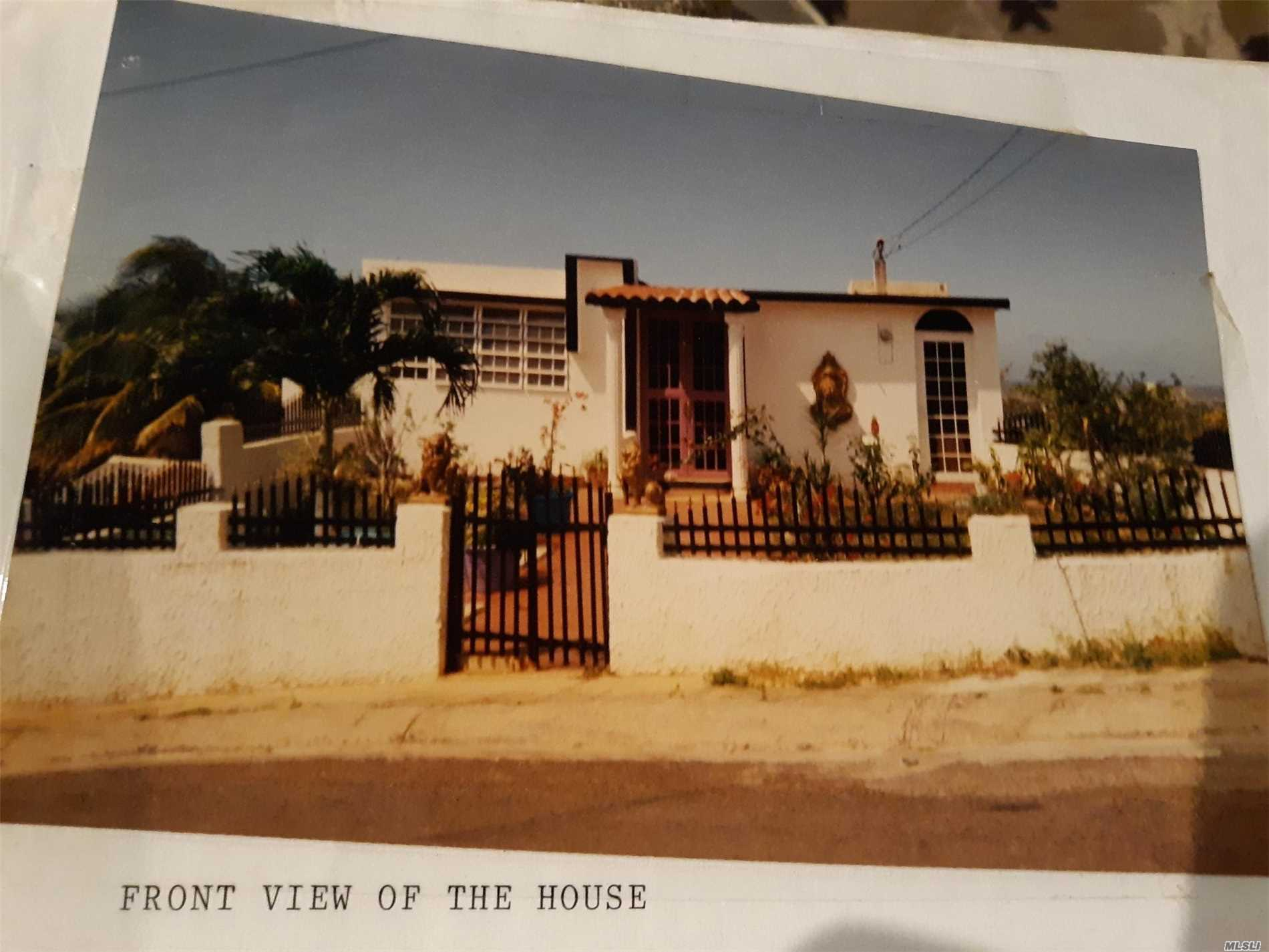 Single Family in PUERTO RICO - Pueblo  Out Of Area, NY 00612