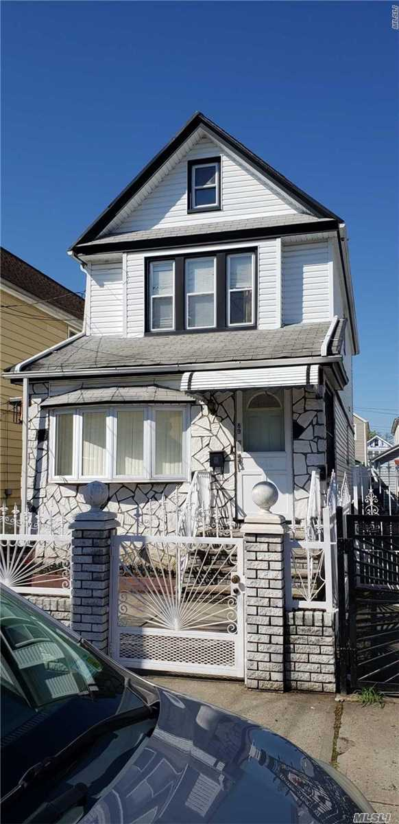 Property for sale at 89-30 187th Street, Hollis NY 11423, Hollis,  New York 11423