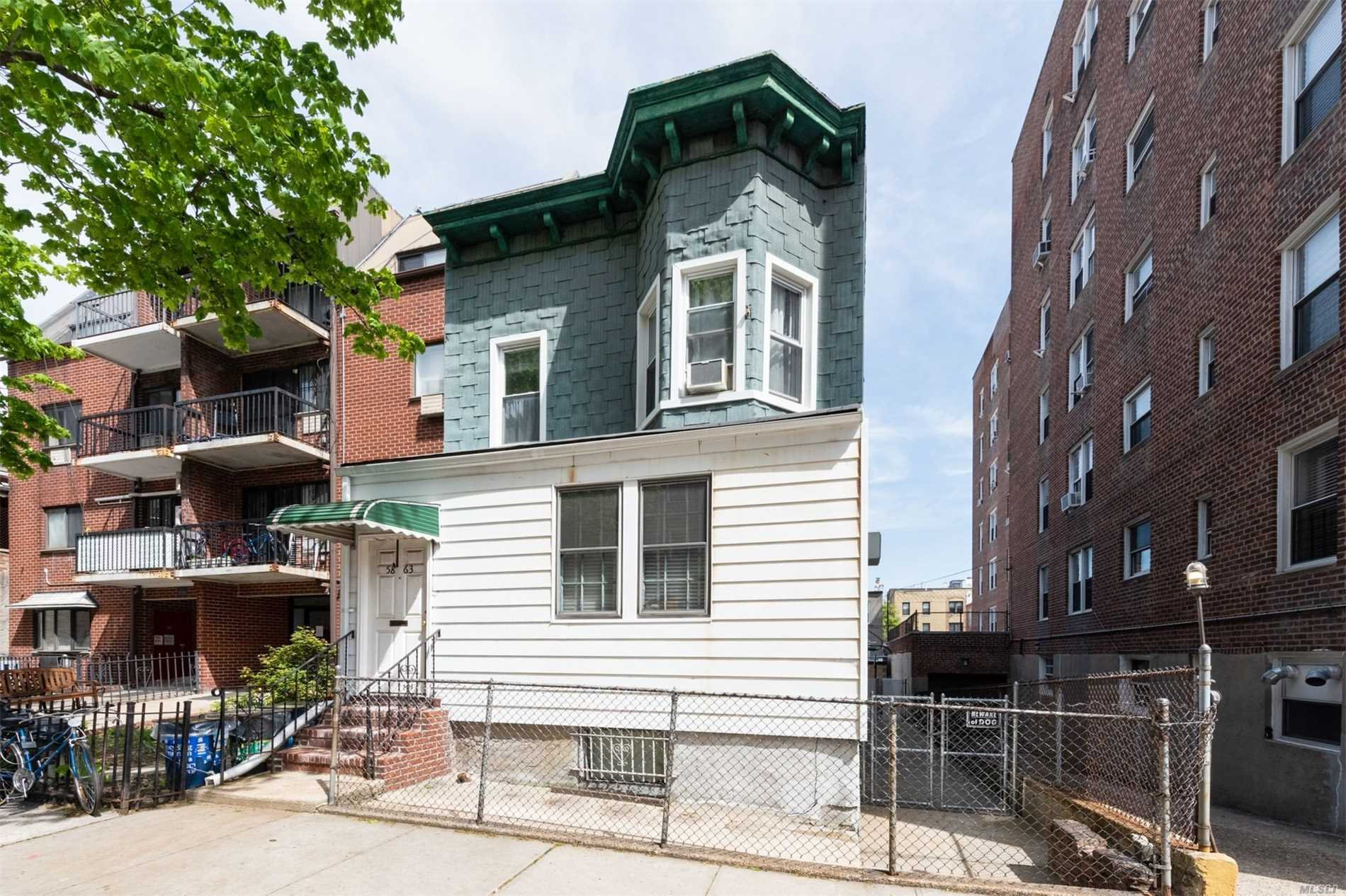Property for sale at 58-63 44th Avenue, Woodside NY 11377, Woodside,  New York 11377