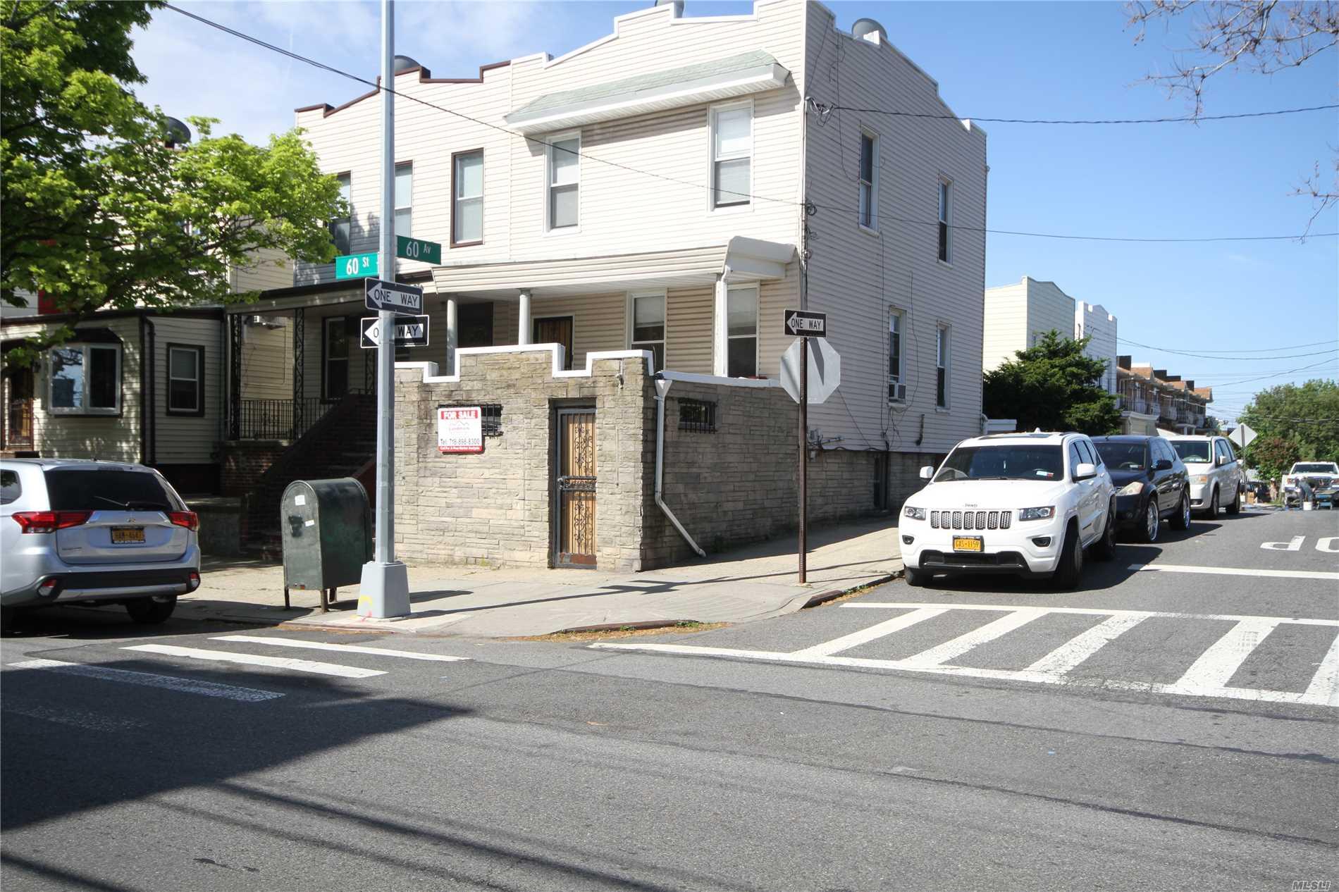 Property for sale at 60-02 60th Street, Maspeth NY 11378, Maspeth,  New York 11378