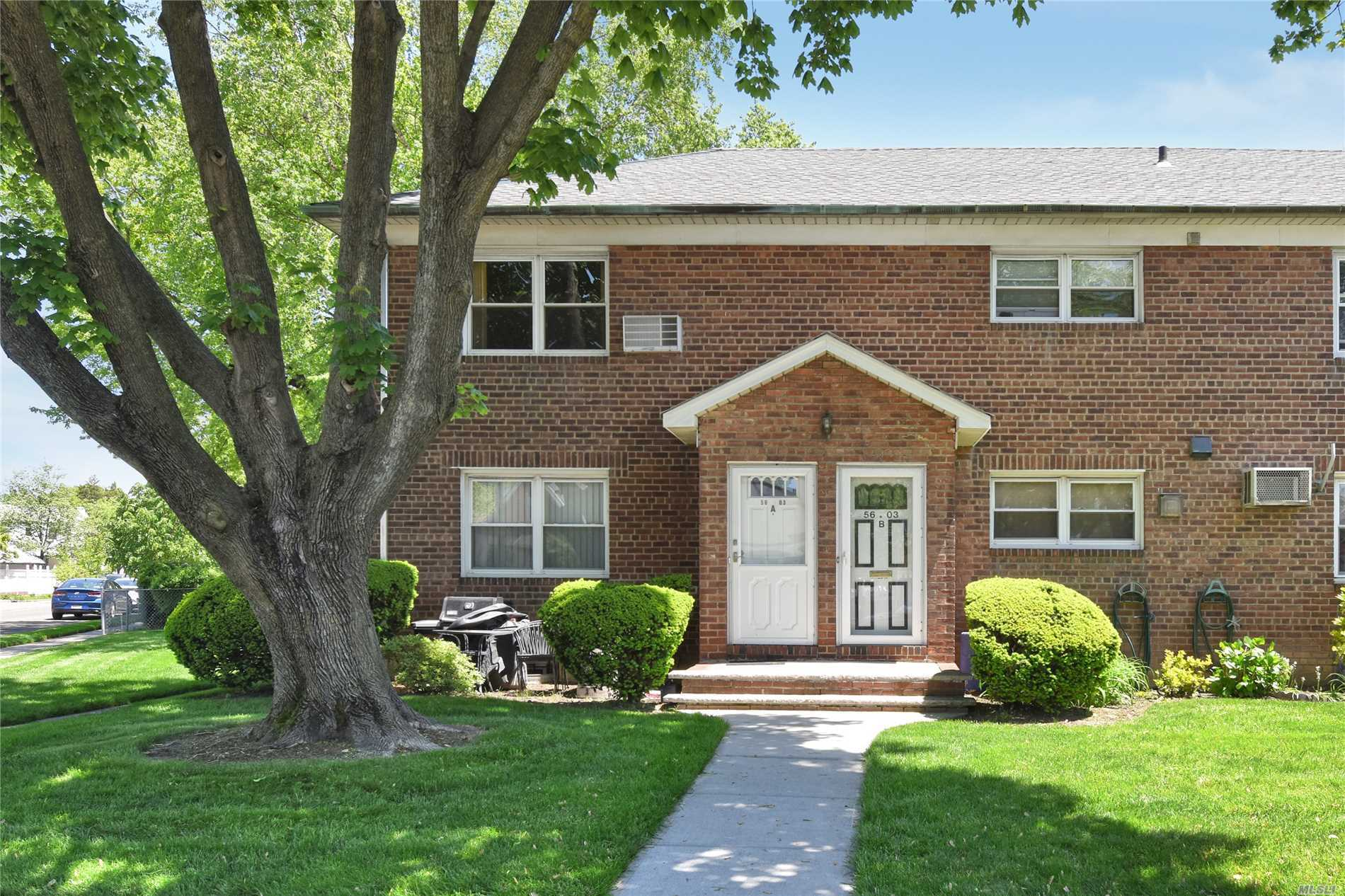 Property for sale at 56-03B Utopia Parkway # B, Fresh Meadows NY 11365, Fresh Meadows,  New York 11365