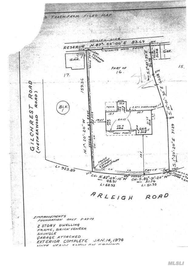 Residential Lease Arleigh Road  Nassau, NY 11021, MLS-3134249-20