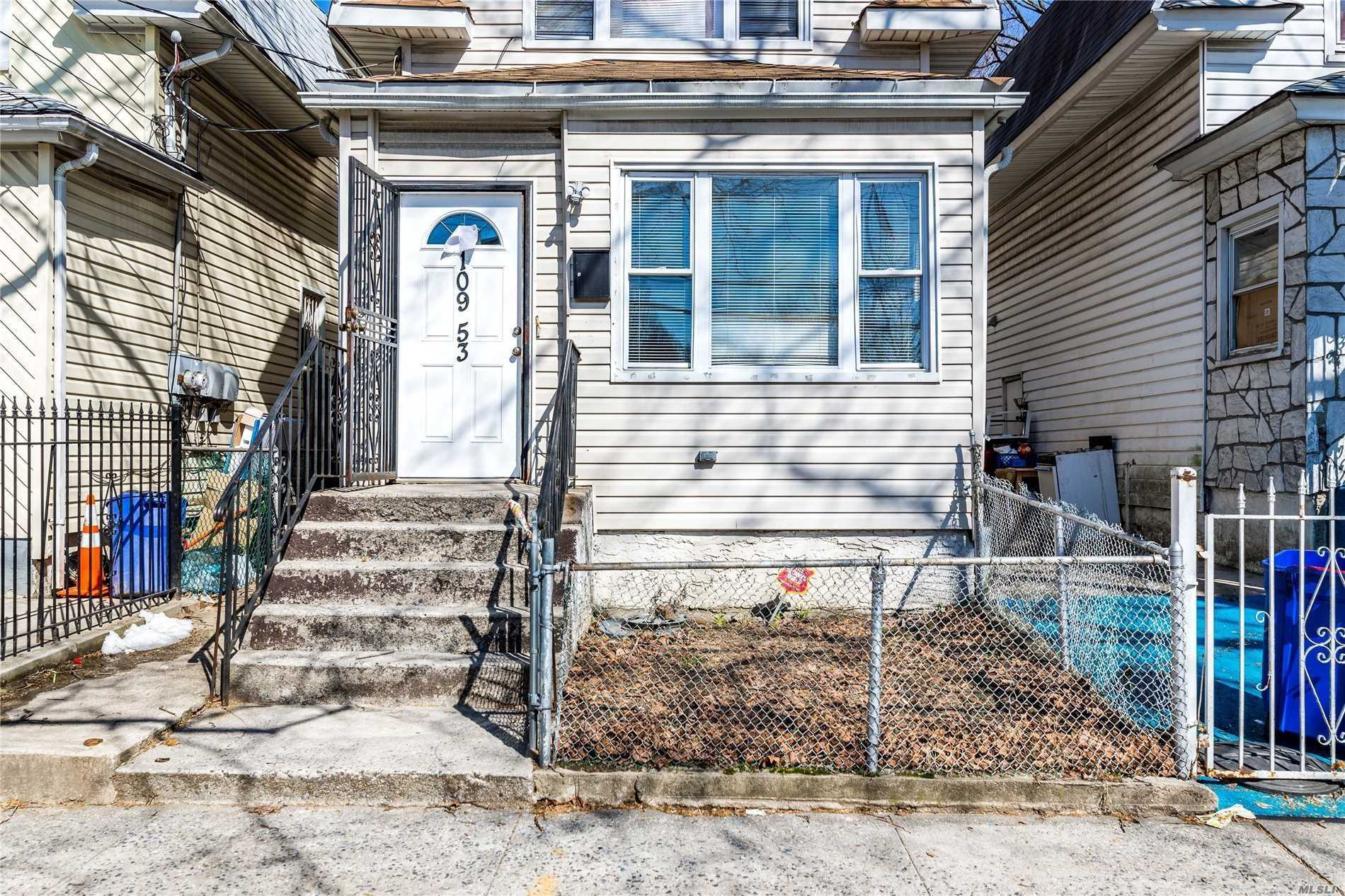 Property for sale at 109-53 Union Hall Street, Jamaica NY 11433, Jamaica,  New York 11433