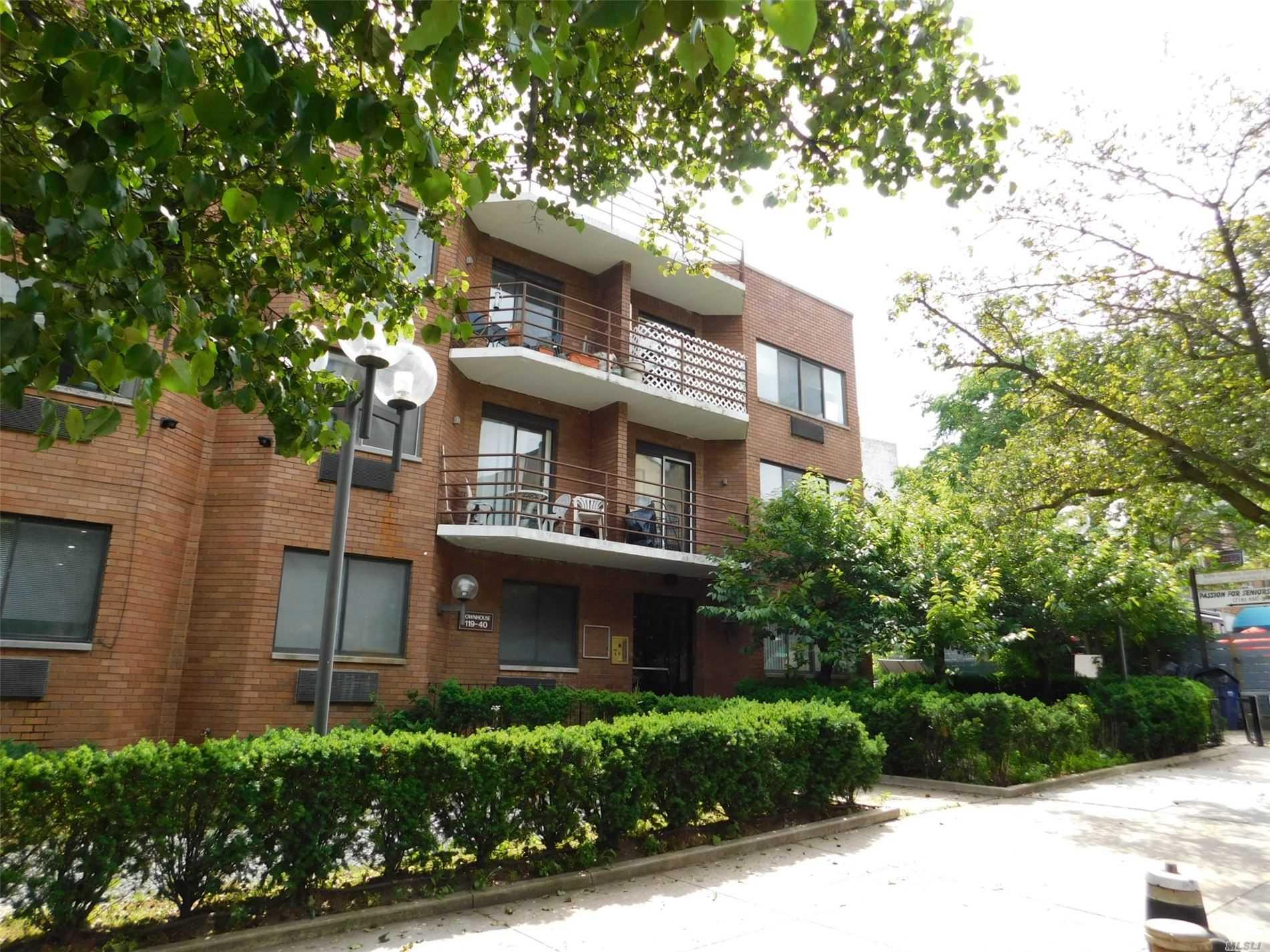 Property for sale at 119-40 Metropolitan Avenue # 3, Kew Gardens NY 11415, Kew Gardens,  New York 11415