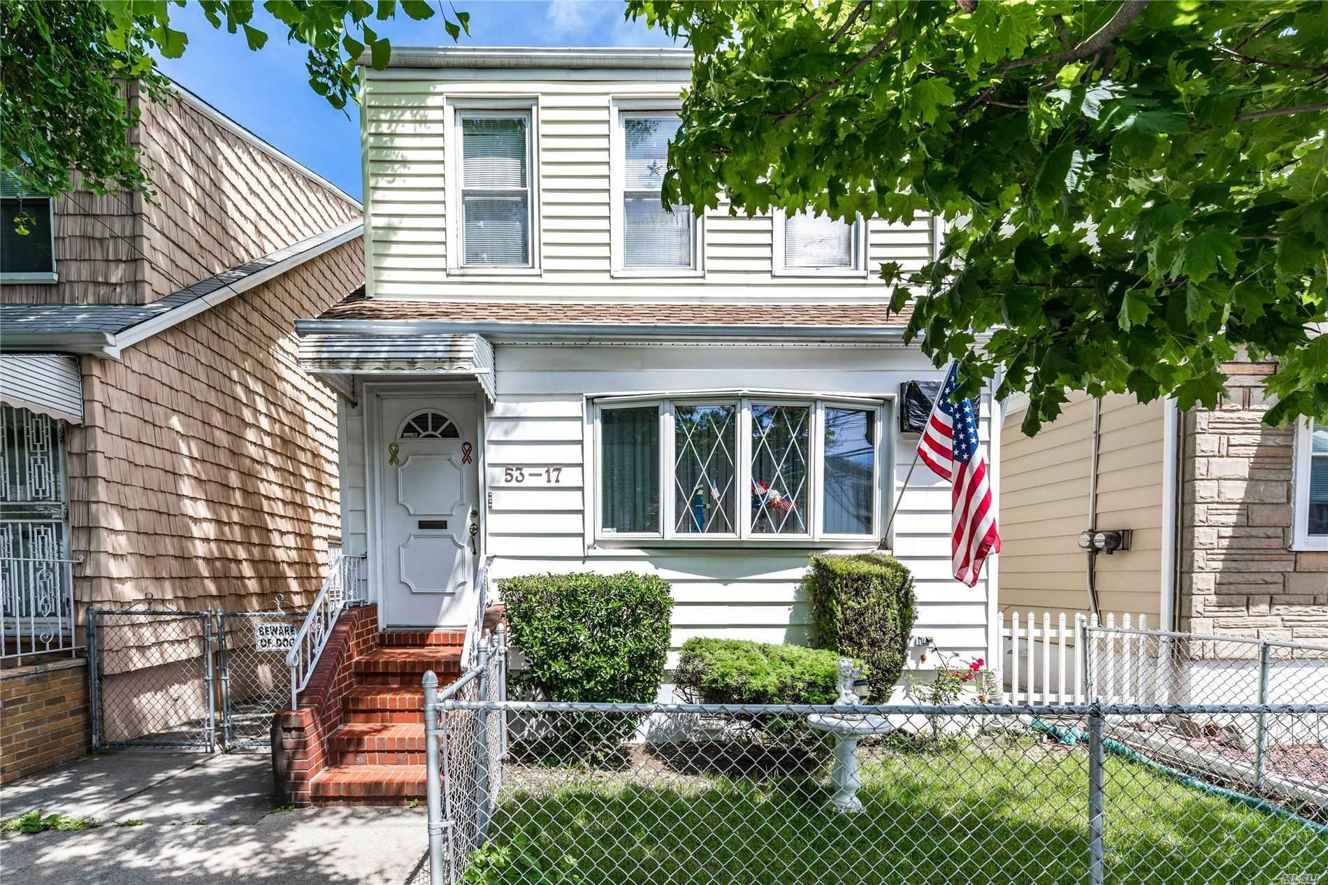 Property for sale at 53-17 73 St, Maspeth NY 11378, Maspeth,  New York 11378