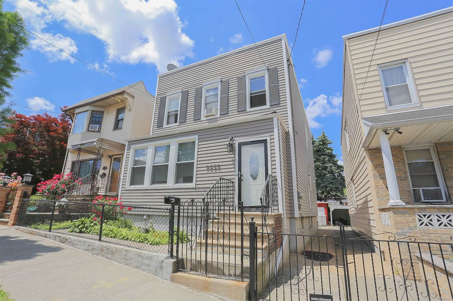 Property for sale at 52-26 70th Street, Maspeth NY 11378, Maspeth,  New York 11378