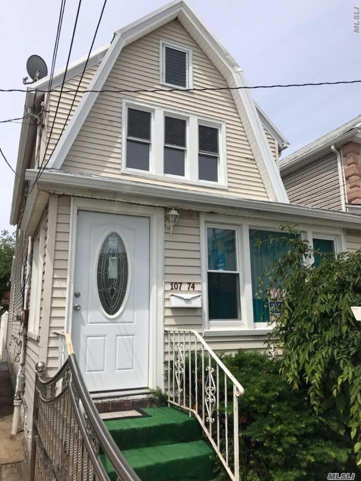 Property for sale at 107-74 101 Street, Ozone Park NY 11417, Ozone Park,  New York 11417
