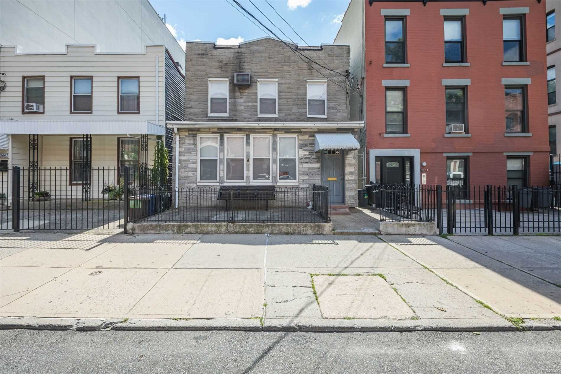 Property for sale at 5009 5th Street, Long Island City,  New York 11101