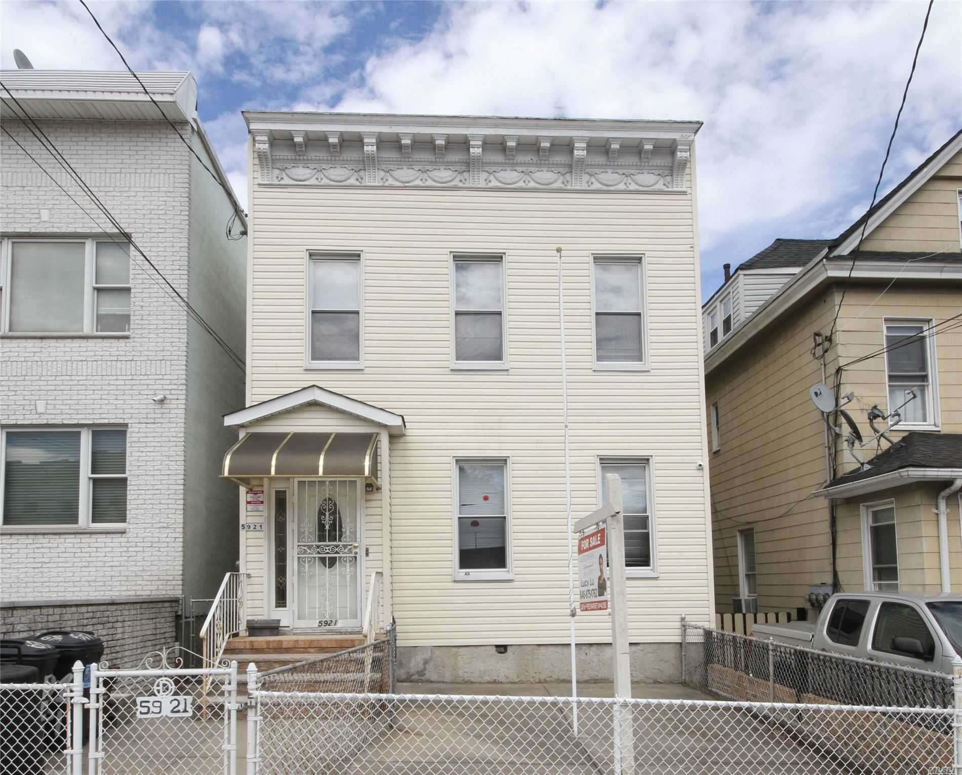 Property for sale at 59-21 69th Place, Maspeth NY 11378, Maspeth,  New York 11378