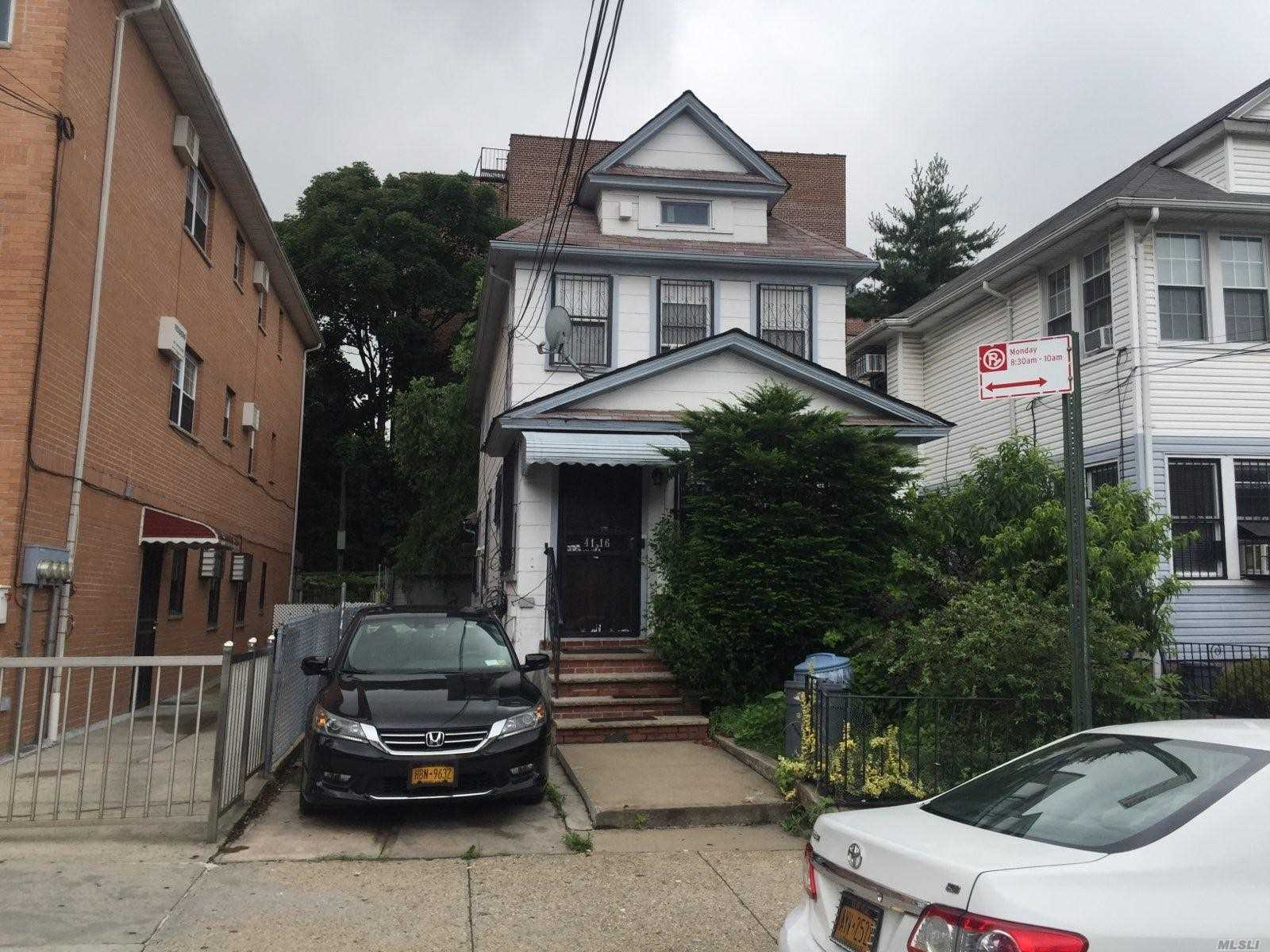 Property for sale at 41-16 73rd Street, Woodside NY 11377, Woodside,  New York 11377