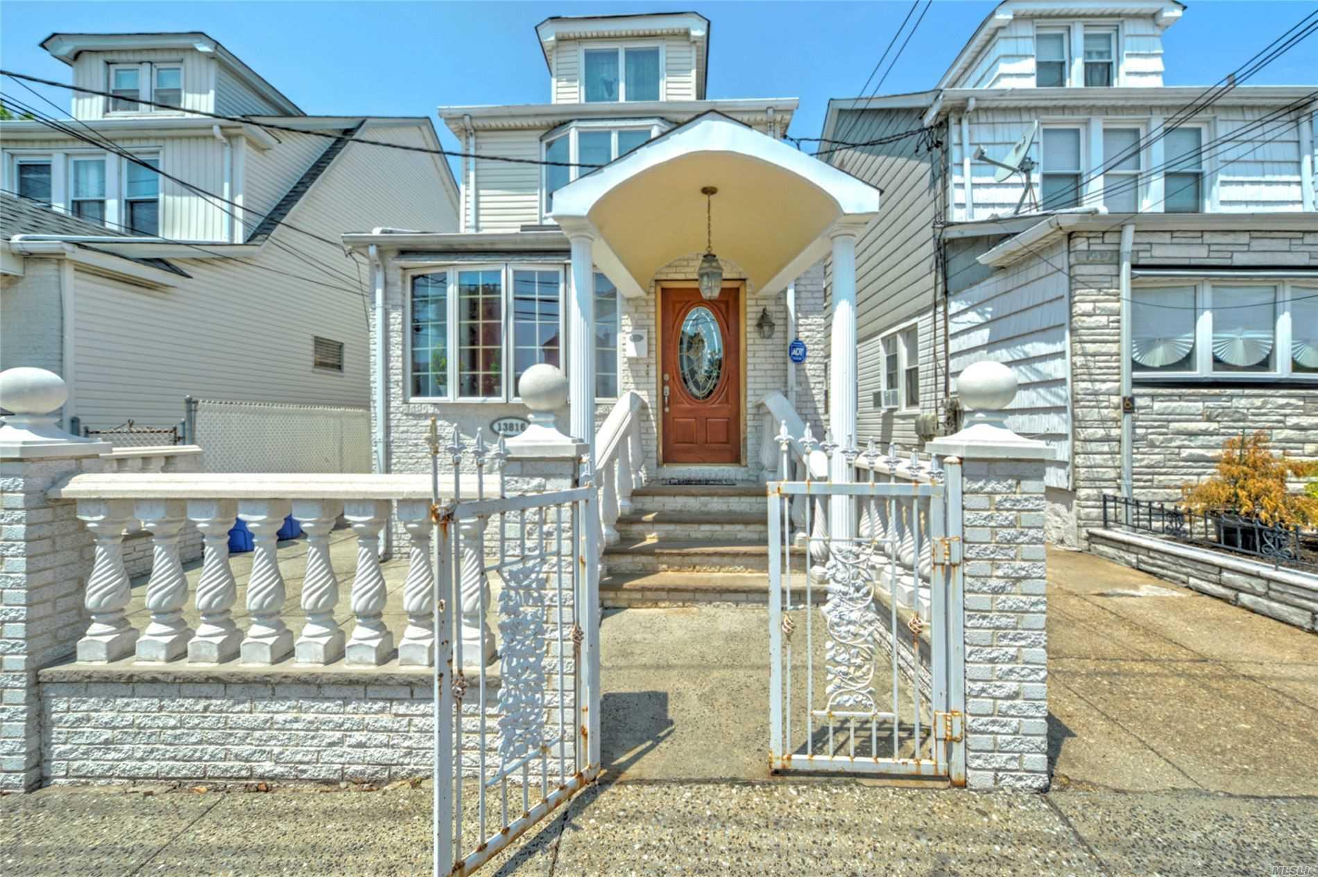 Property for sale at 138-16 Whitelaw Street, Ozone Park NY 11417, Ozone Park,  New York 11417