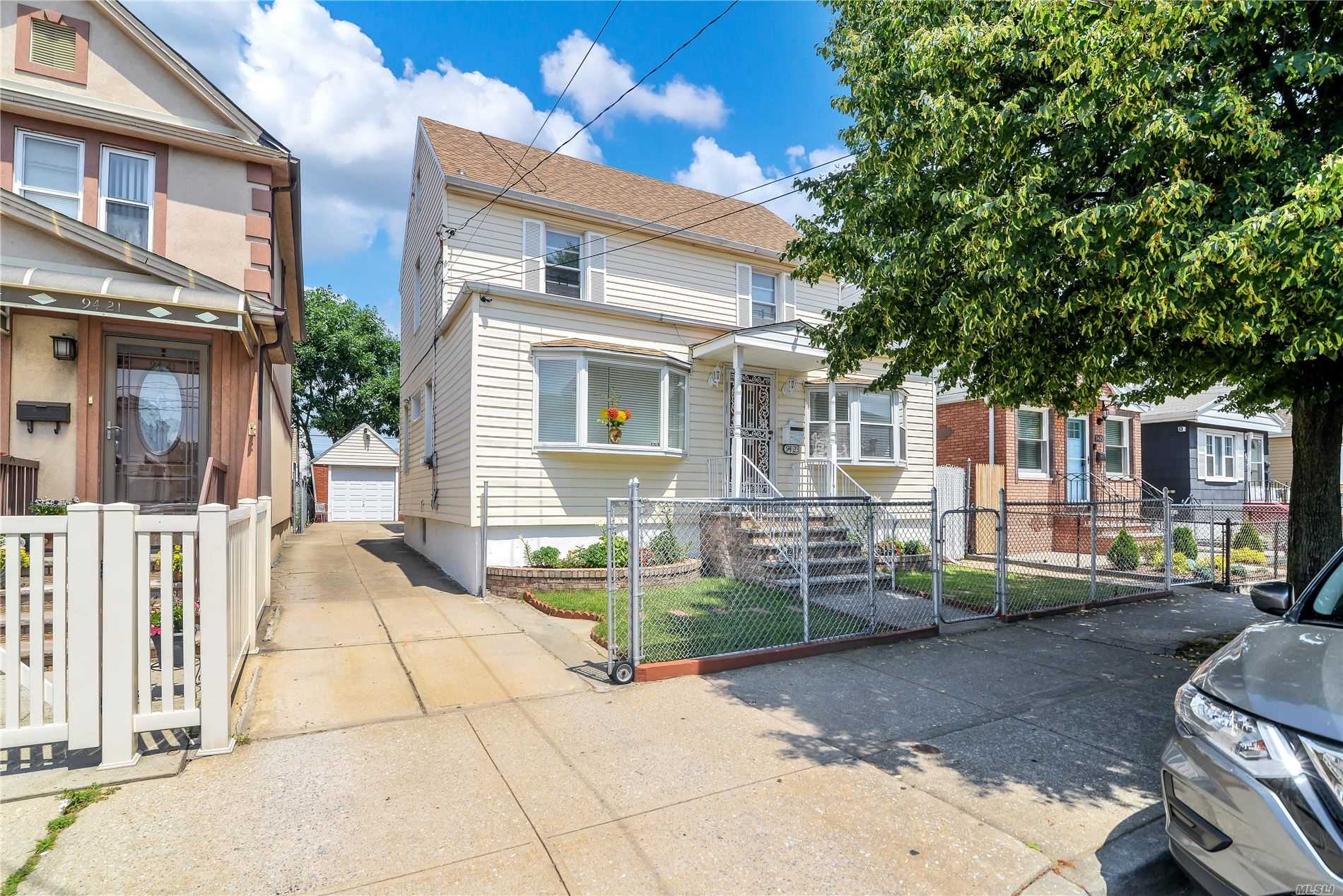 Property for sale at 9423 134th Avenue, Ozone Park NY 11417, Ozone Park,  New York 11417