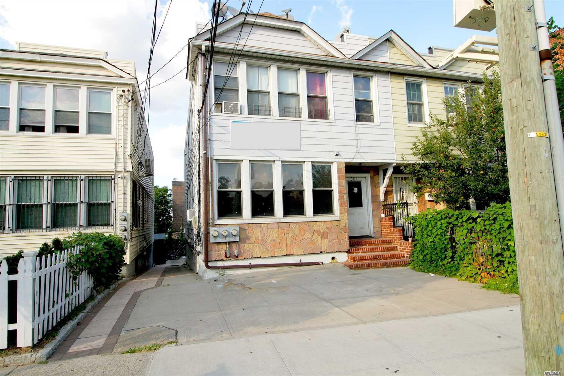 Property for sale at 6411 Woodside Avenue, Woodside NY 11377, Woodside,  New York 11377