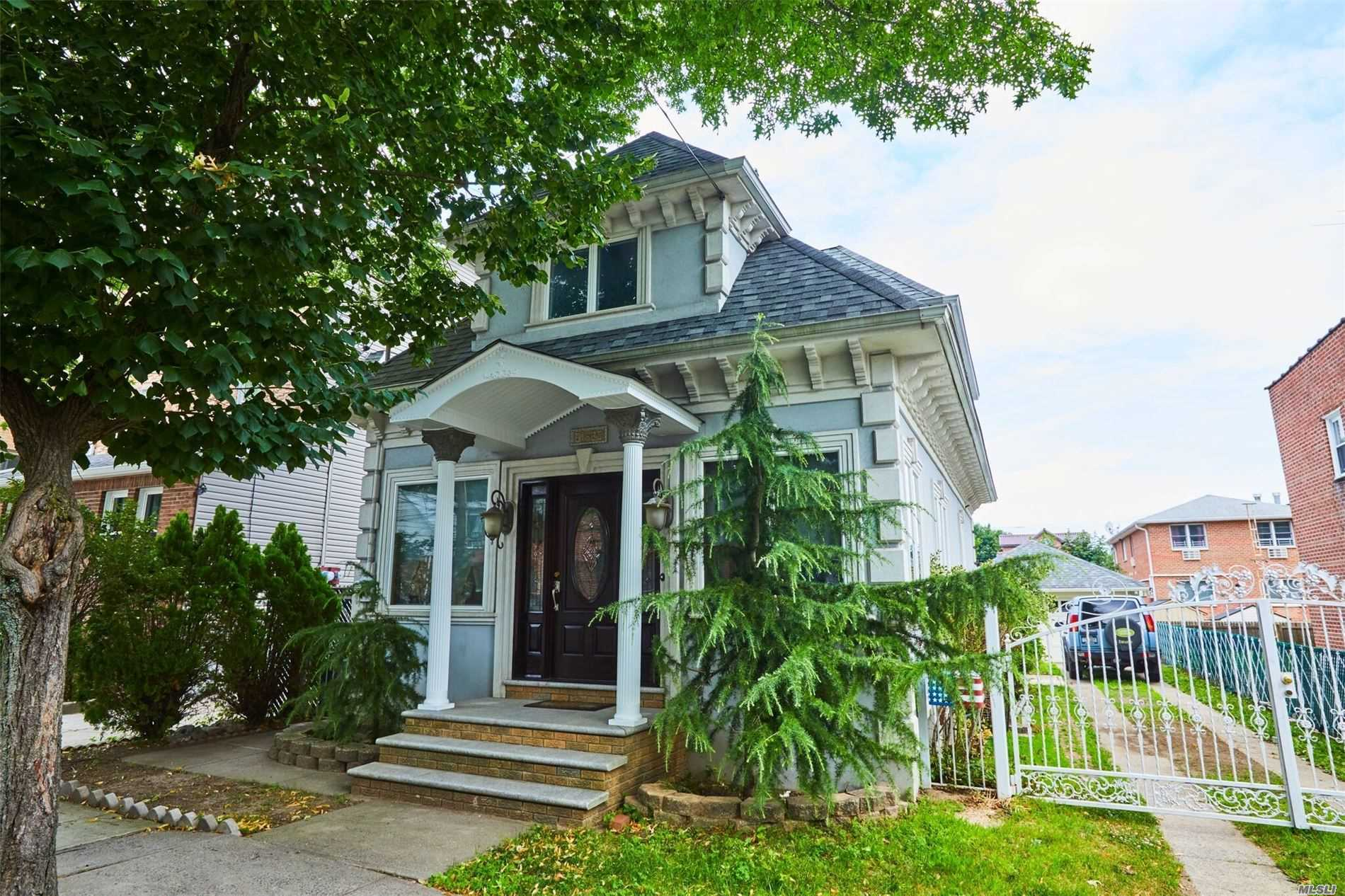 Property for sale at 61-25 168 Street, Fresh Meadows NY 11365, Fresh Meadows,  New York 11365