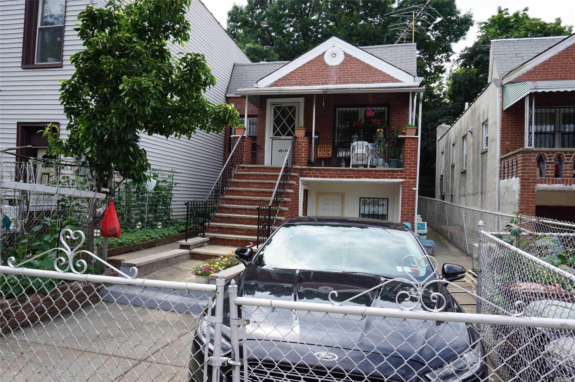 Property for sale at 4814 39th Street, Sunnyside NY 11104, Sunnyside,  New York 11104