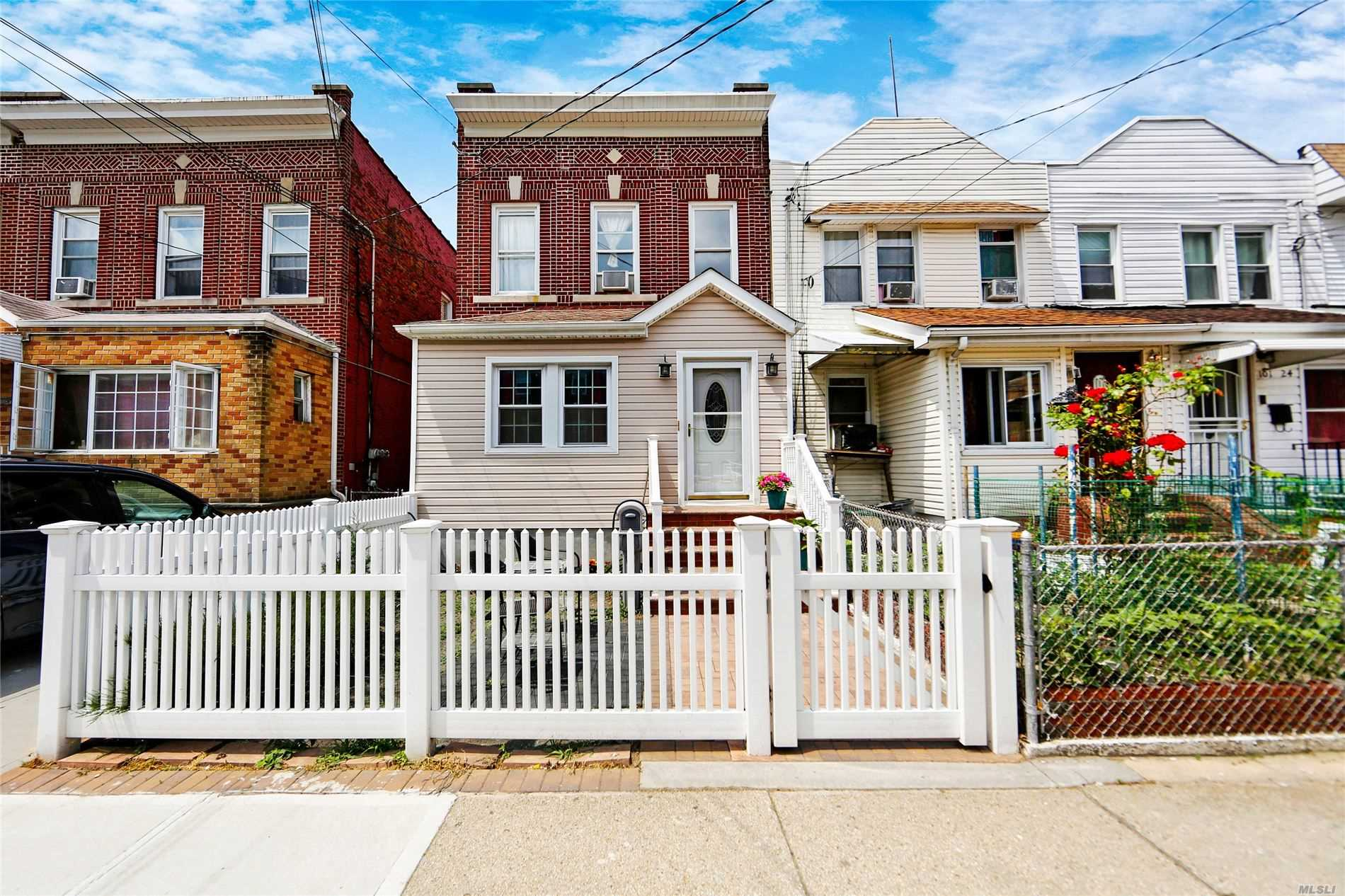 Property for sale at 101-28 103rd Street, Ozone Park NY 11416, Ozone Park,  New York 11416