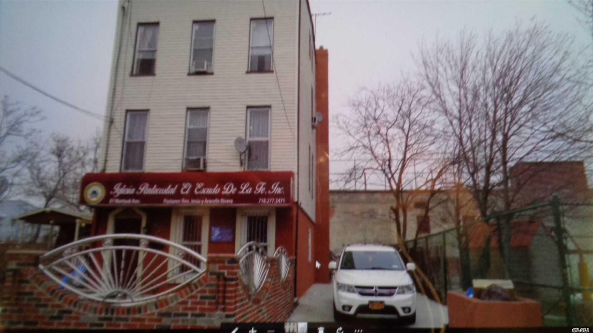 87 Montauk Avenue 3, Brooklyn, NY 11208