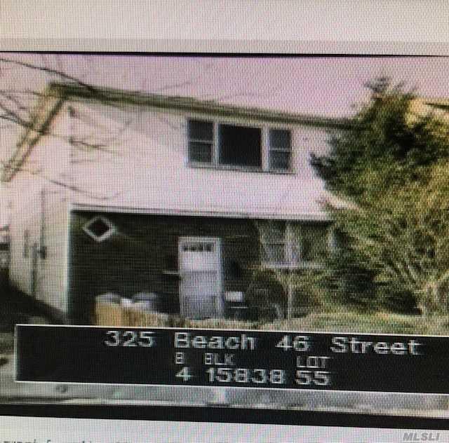 Property for sale at 325 Beach 46th St, Far Rockaway,  New York 11691